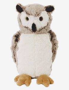 Teddy Forest- Uggla - soft toys - multi