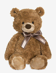 Teddy Teddybear in giftbox - pehmolelut - brown
