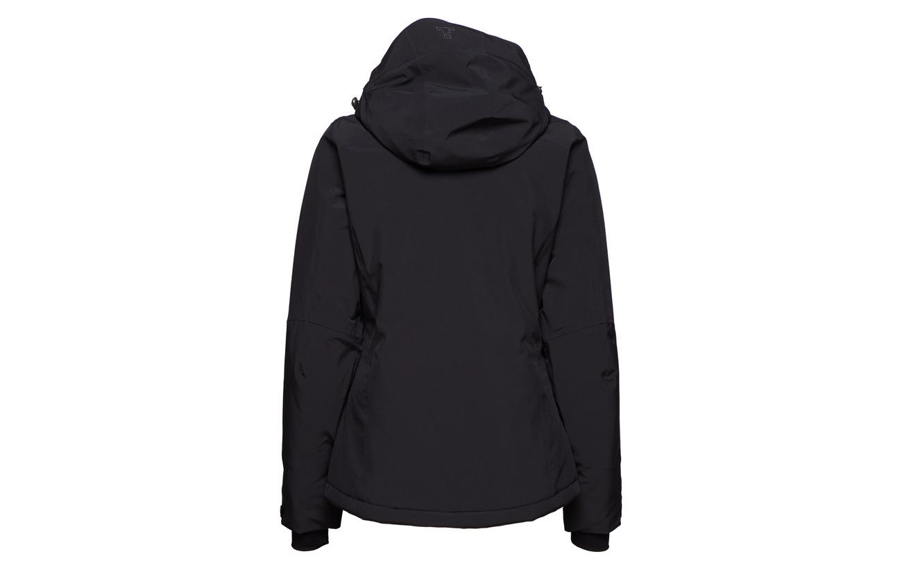 Tenson Yoko Black 94 Polyester Elastane 6 qSHqUrMF