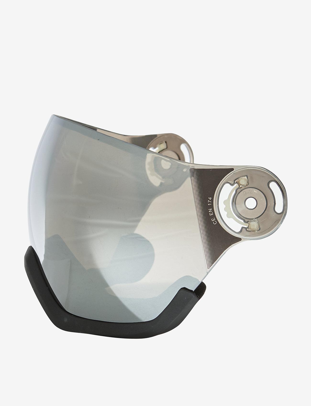 Tenson - Visor - talviurheiluvälineet - dark grey - 1