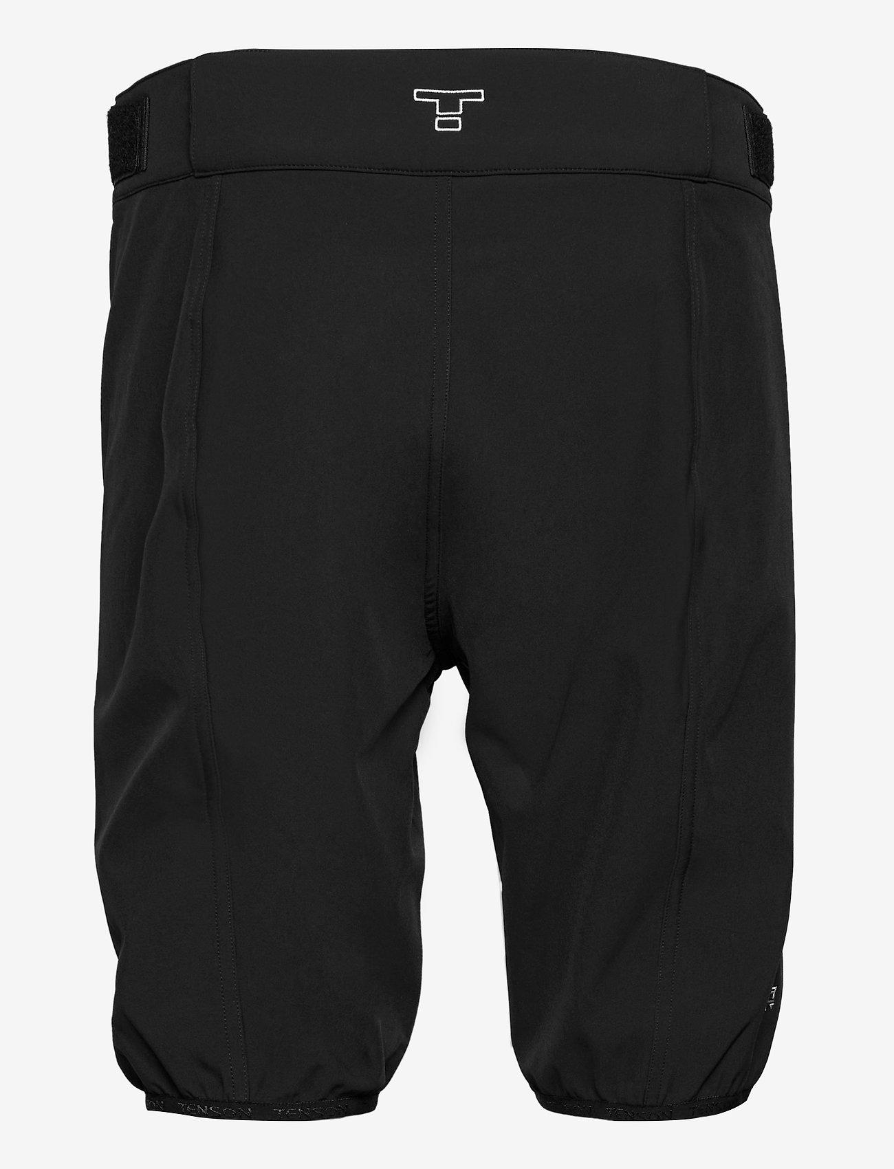 Tenson - Race Ski Shorts - skiing pants - black - 1