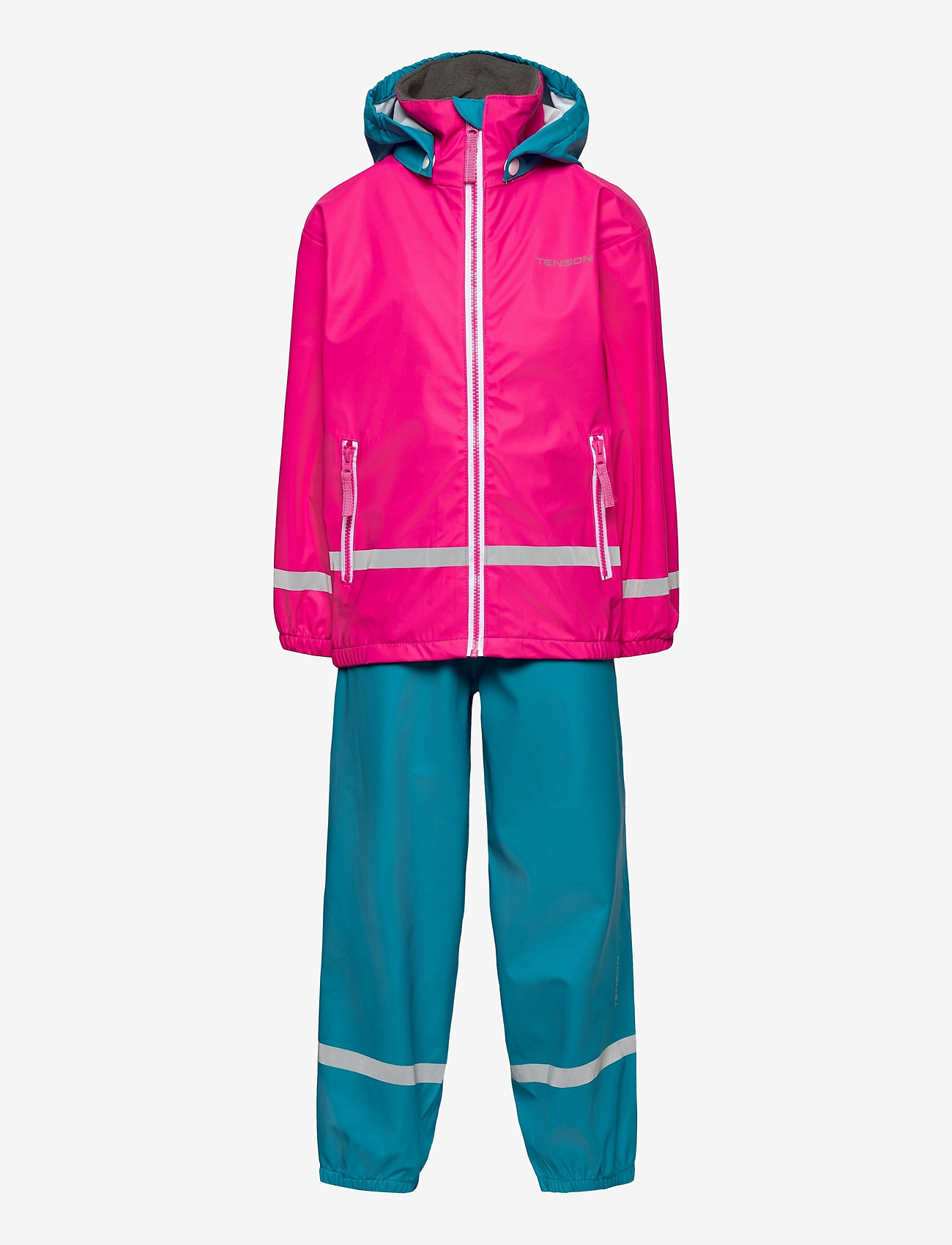 Tenson - Saturn Overall junior - sets & suits - pink - 0