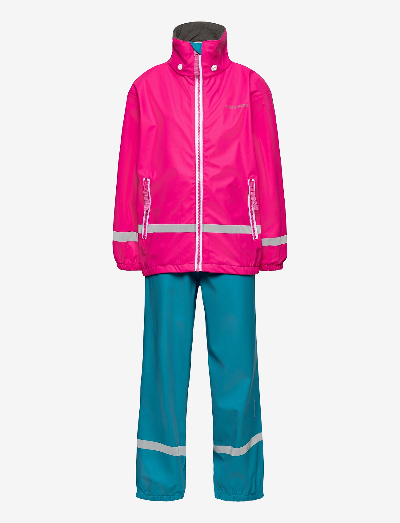 Tenson - Saturn Overall junior - sets & suits - pink - 1