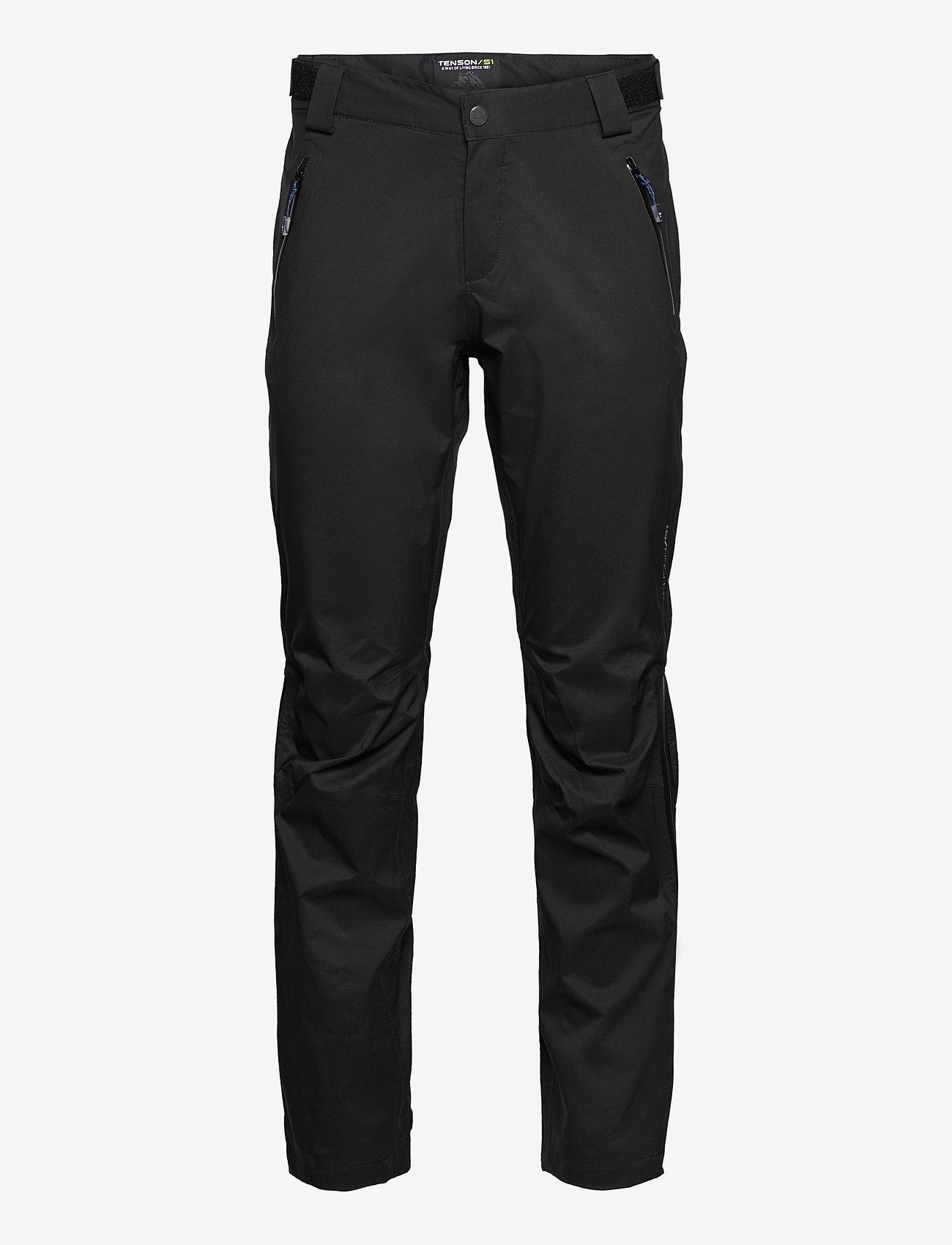 Tenson - Skagway Pant - outdoorbukser - black - 0