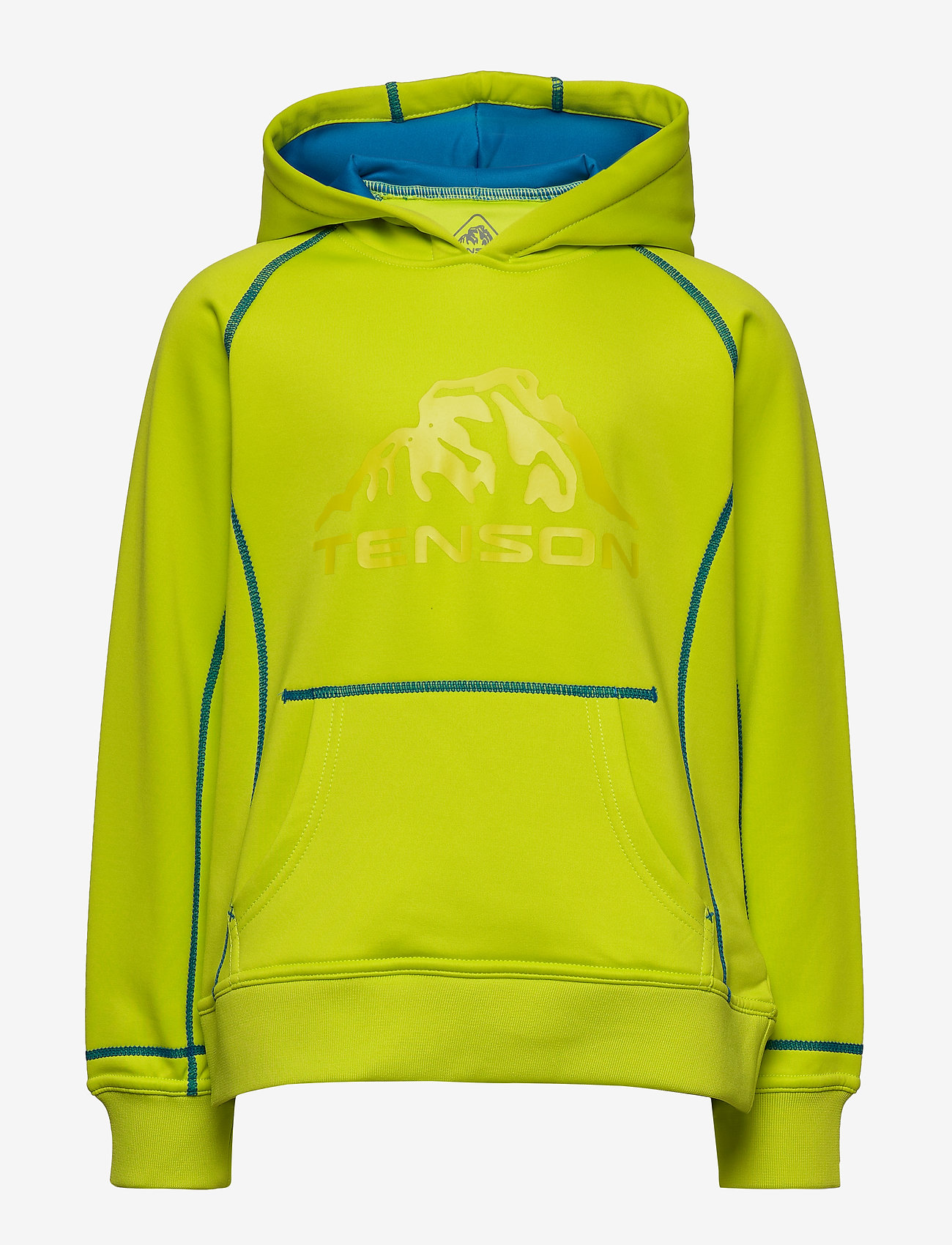 Tenson - Clint Jr Race - hoodies - green - 0