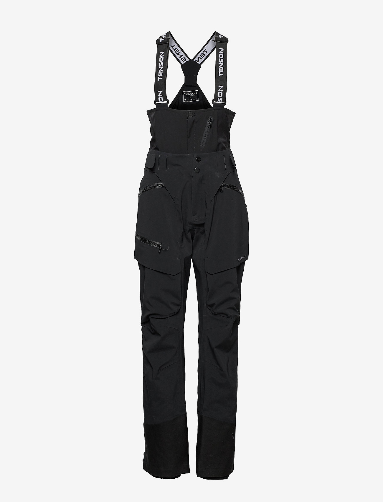Tenson - Hima - spodnie narciarskie - black - 0