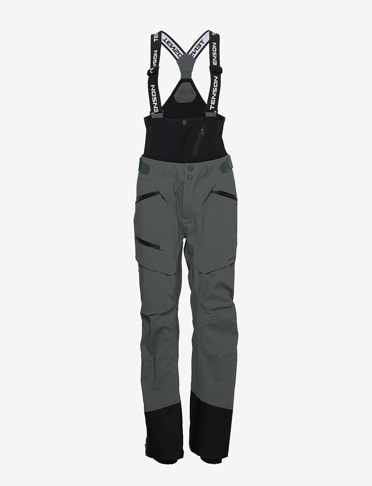 Tenson - Hima - spodnie narciarskie - khaki - 0