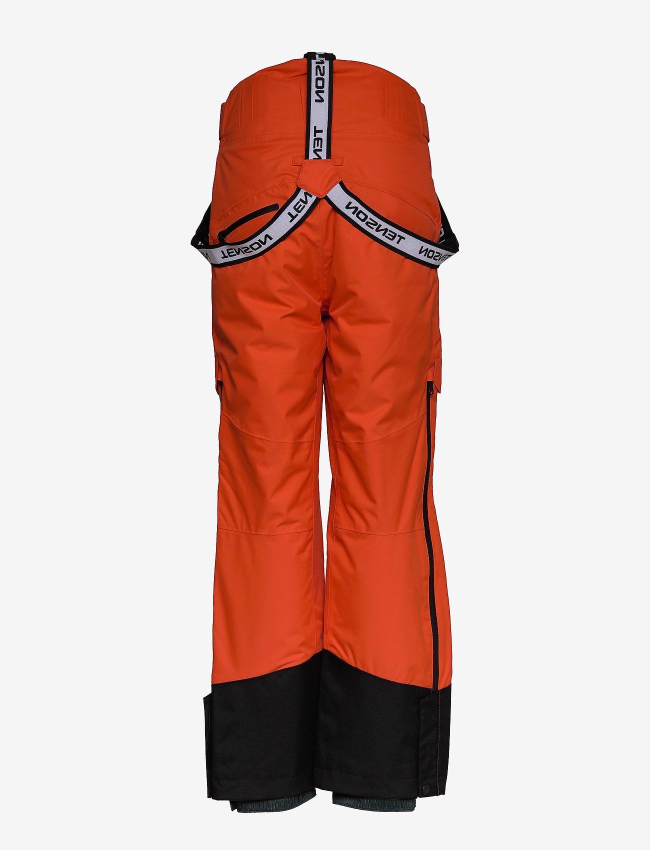 Tenson - Salome - shell pants - orange - 1