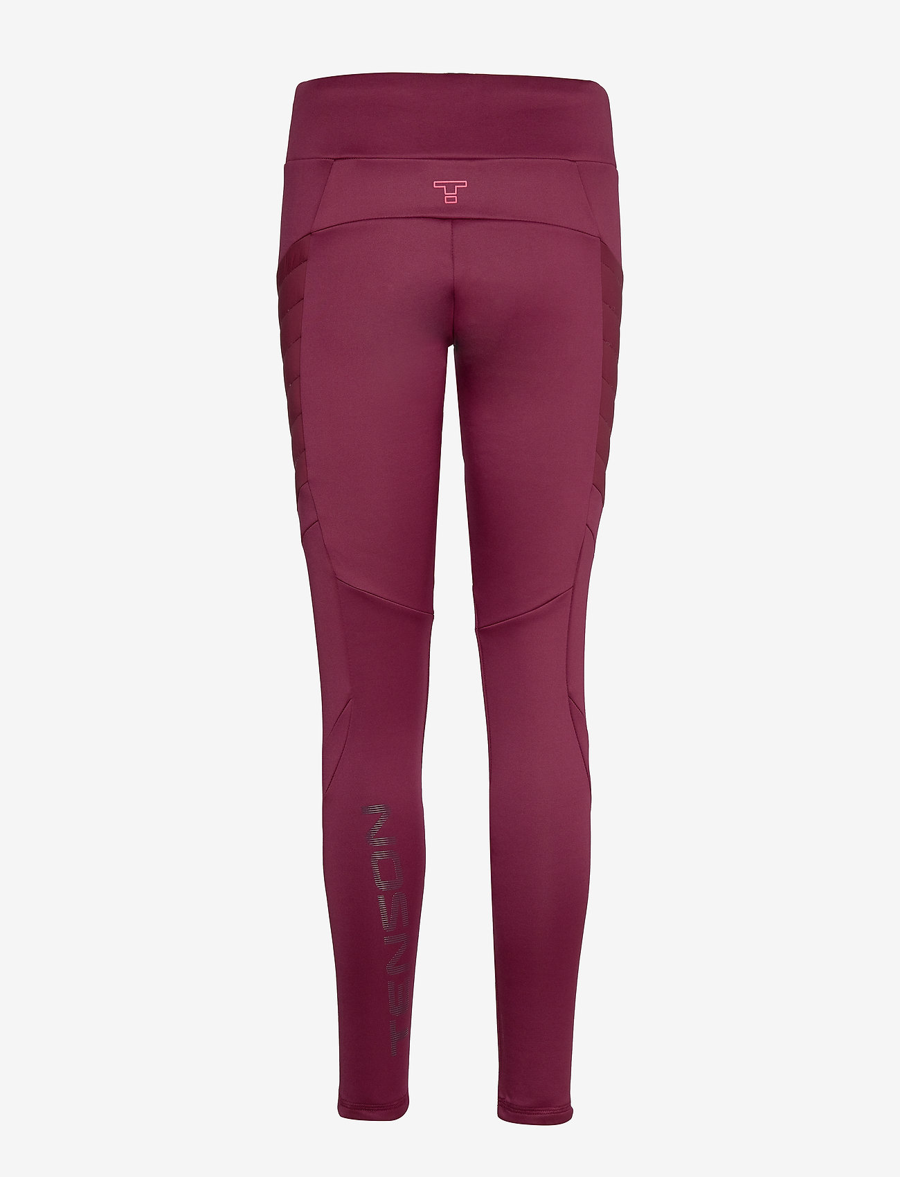 Therma Pants (Bourdeaux) - Tenson SiQAMa
