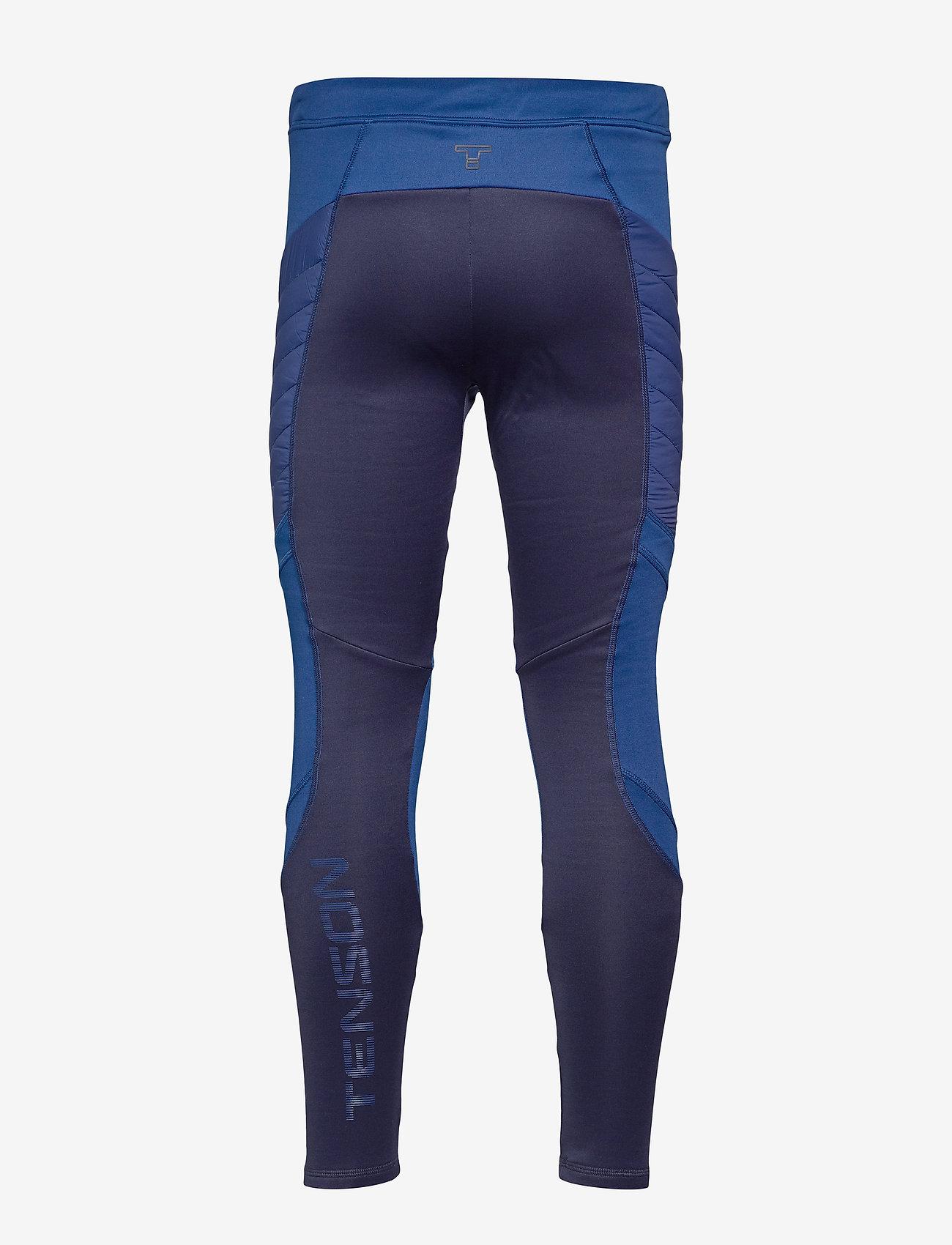 Tenson - Thermo Pants - bottoms - blue - 1