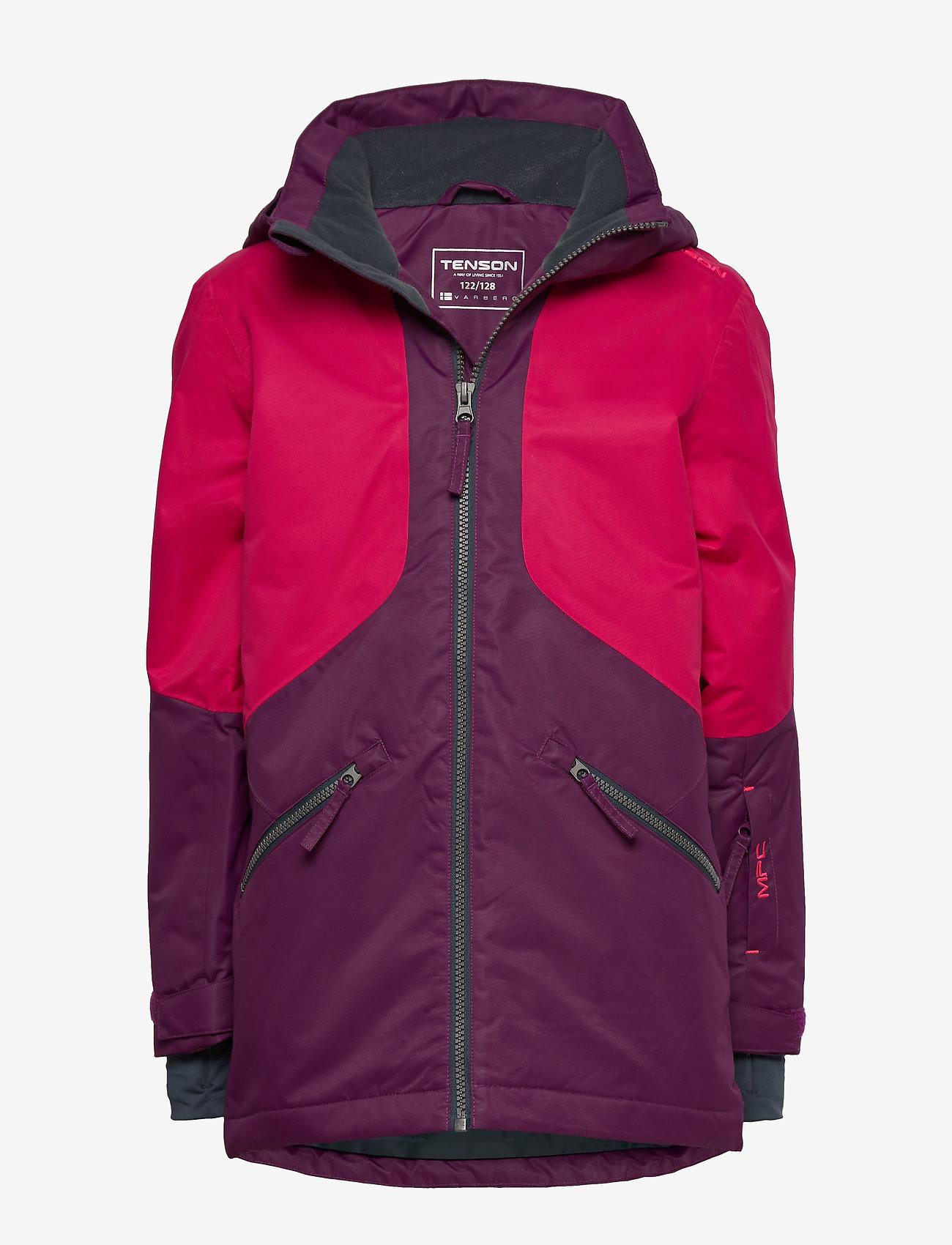 Tenson - Mochi - winterjassen - purple - 0