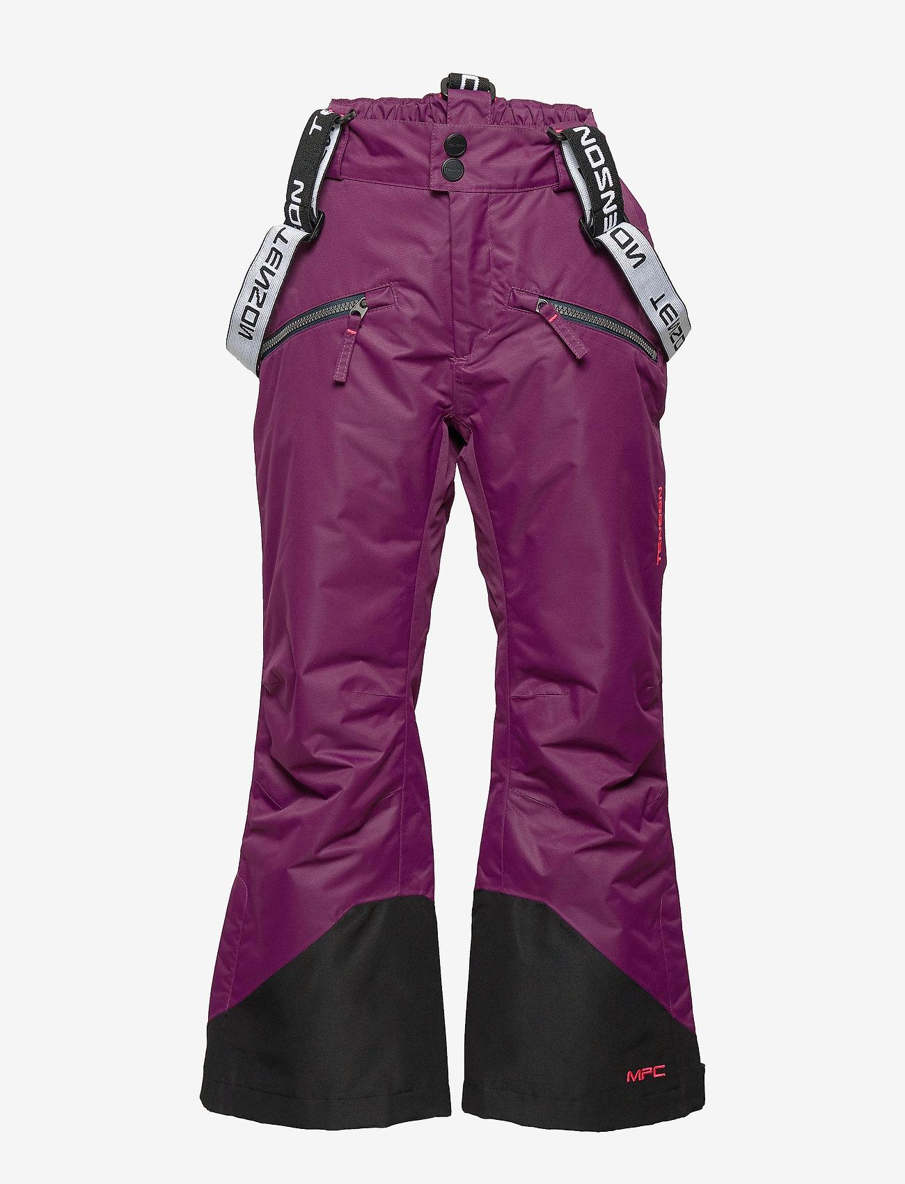 Tenson - Micha - schneehose - purple - 0
