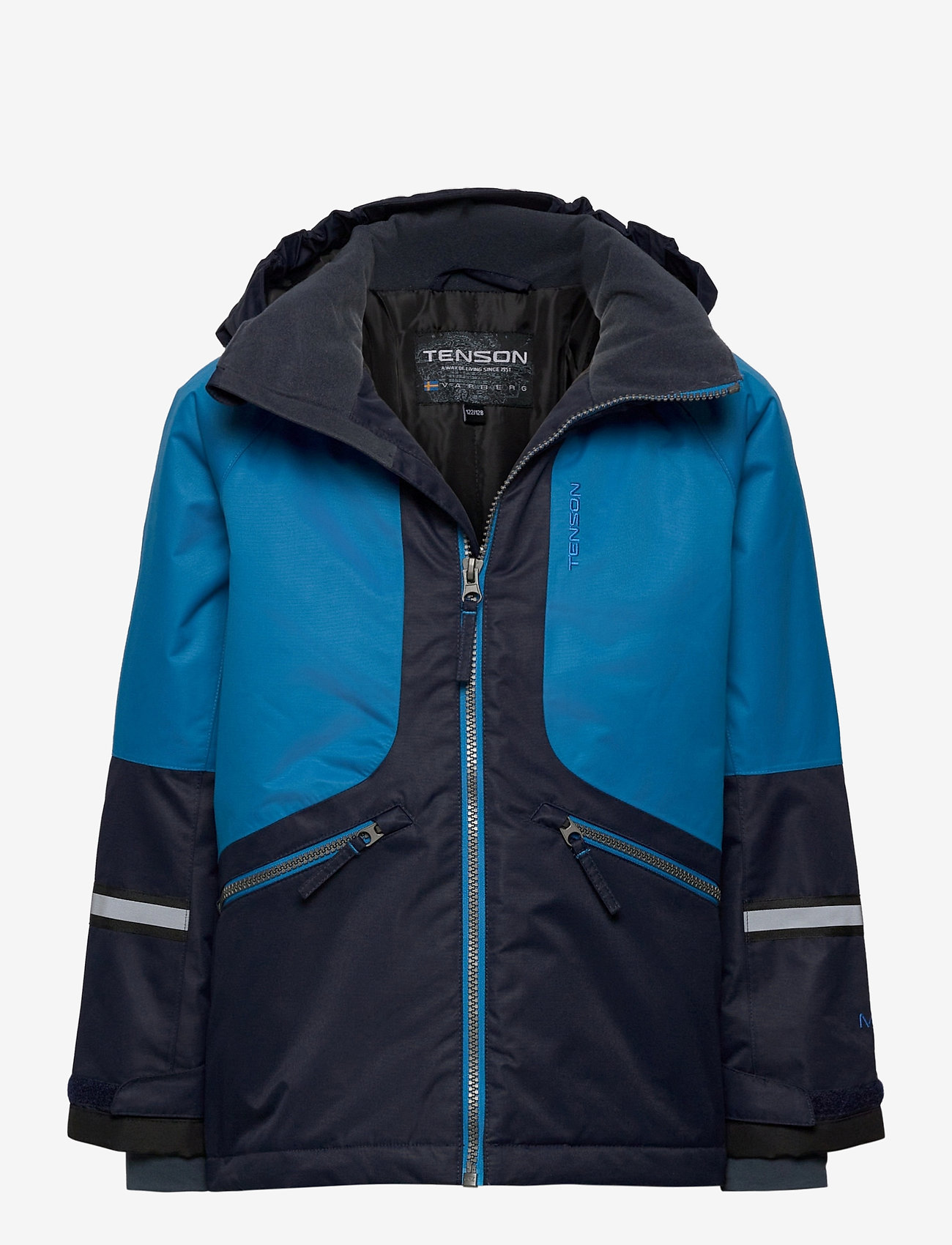 Tenson - Dexter - winterjassen - dark blue - 0