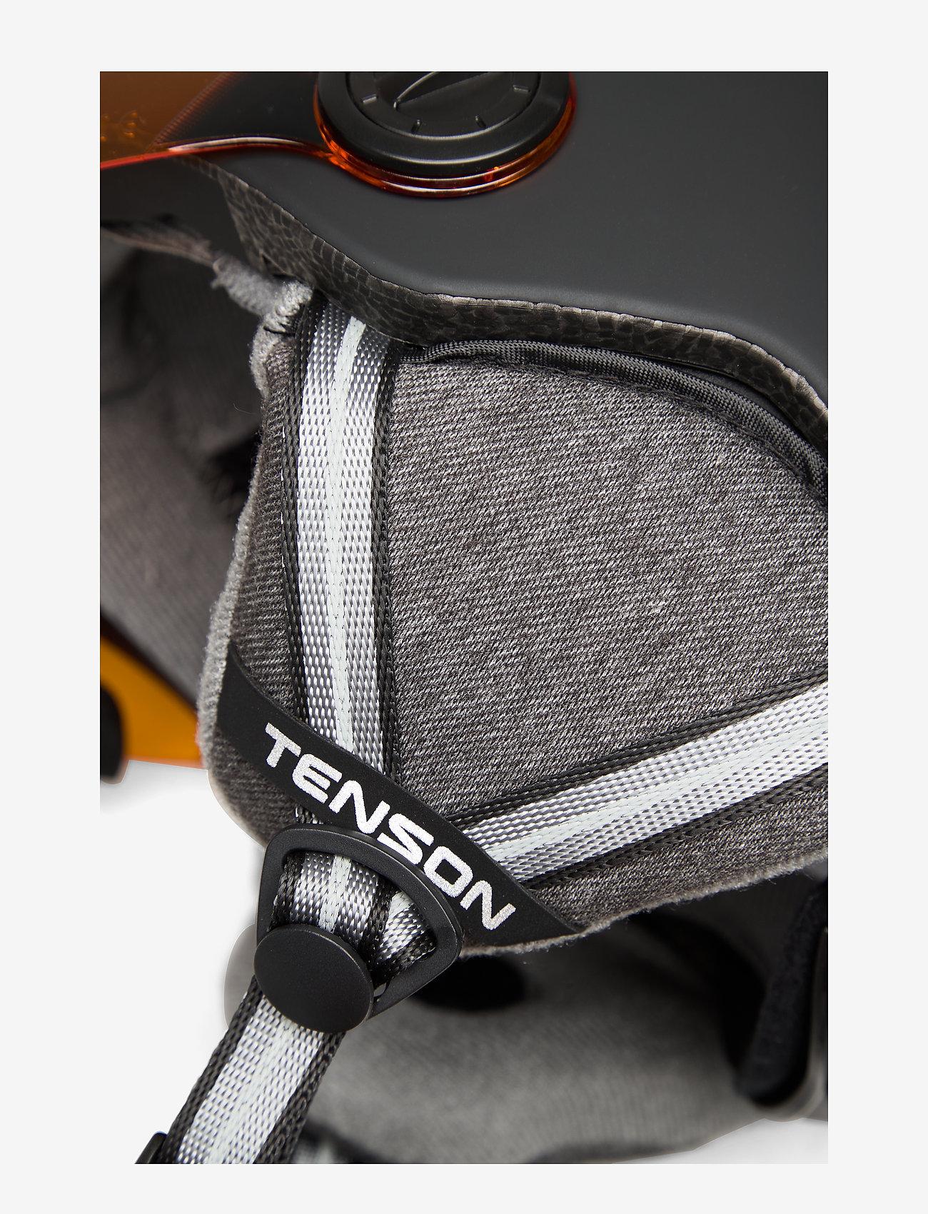 Tenson Nano VISOR - Akcesoria BLACK - Akcesoria