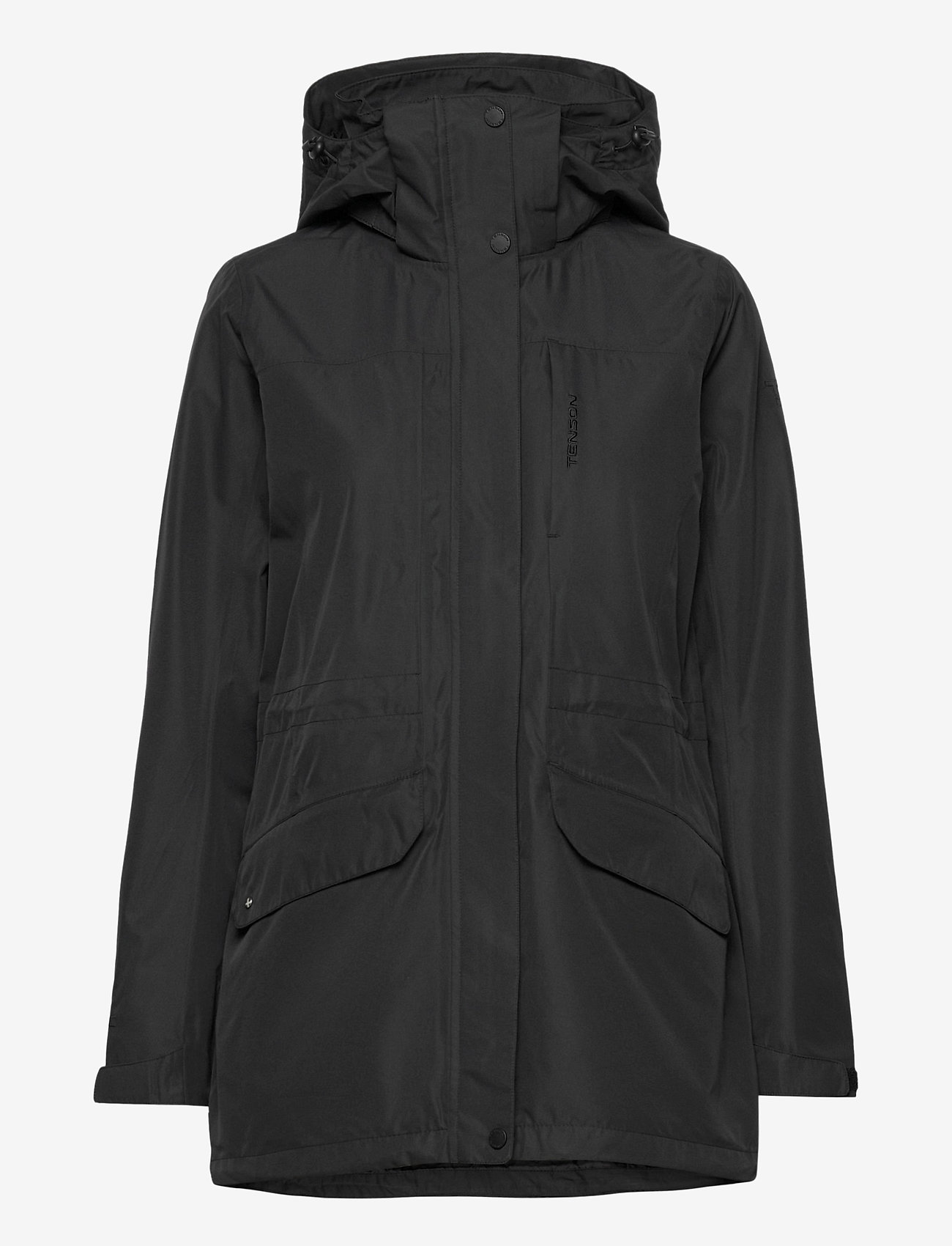 Tenson - Maisie - manteaux de pluie - black - 1