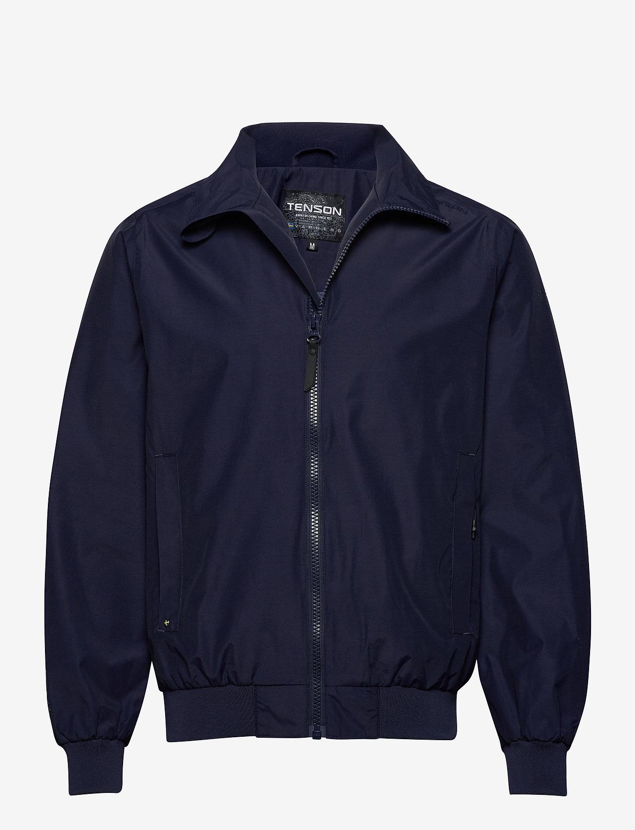 Tenson - Keaton - veste sport - dark blue - 0