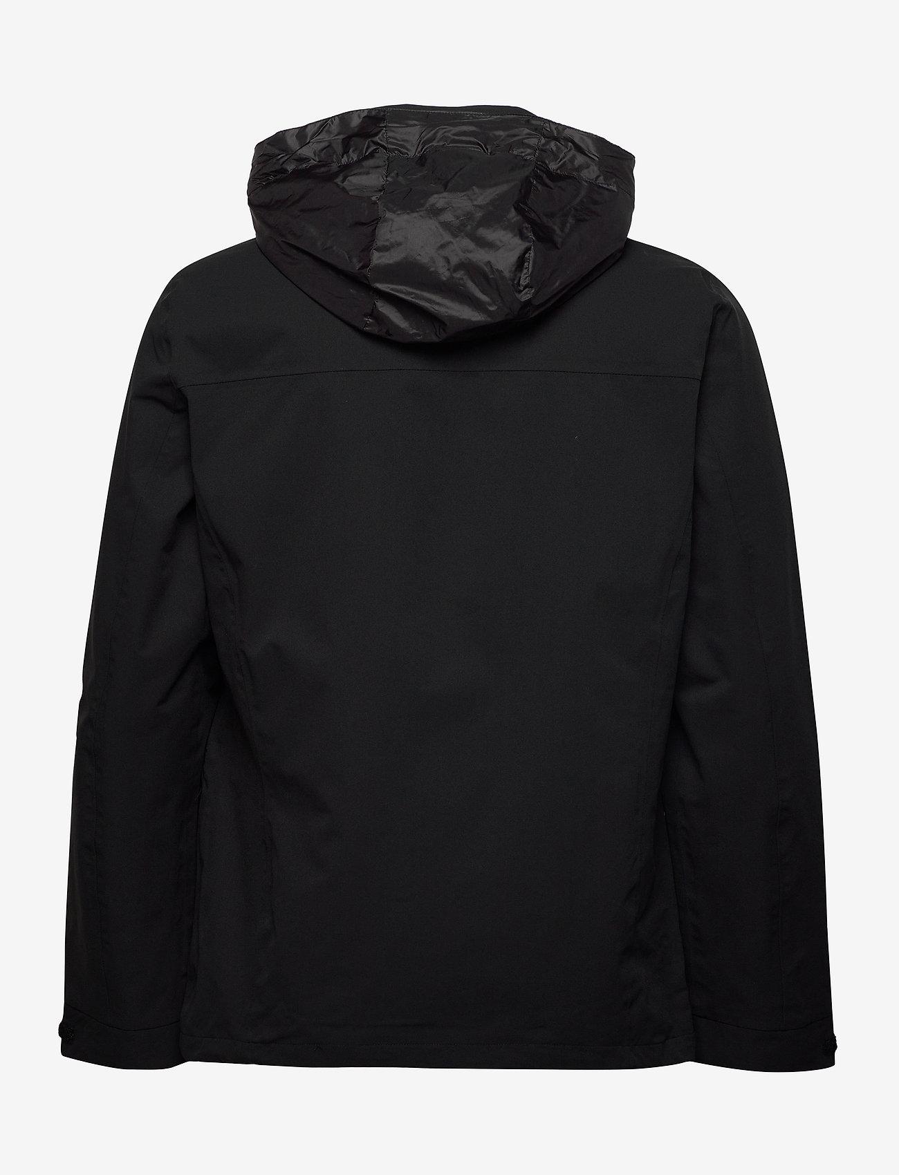 Tenson - Johan - vestes d'extérieur et de pluie - black - 1