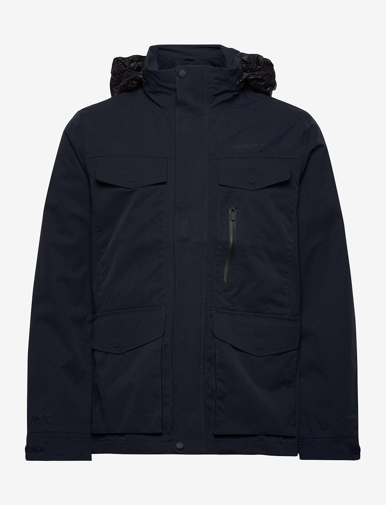 Tenson - Johan - vestes d'extérieur et de pluie - dark blue - 0