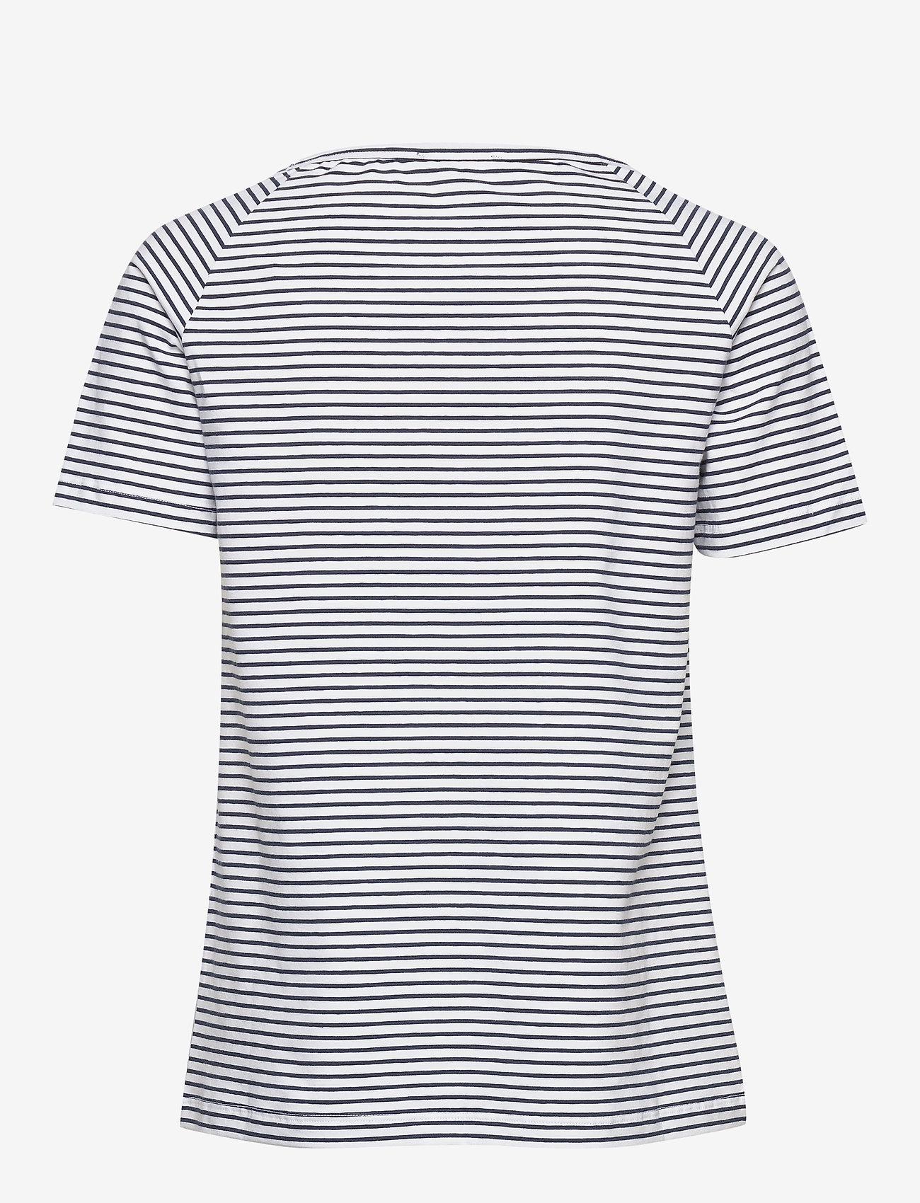 Tenson - Joni - raidalliset t-paidat - dark blue