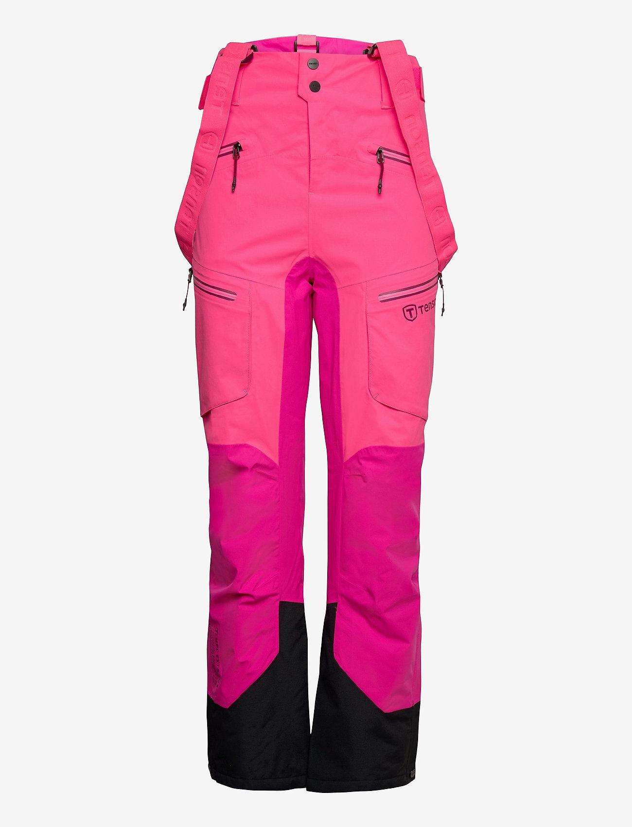 Tenson - Gradient - skibukser - pink - 0