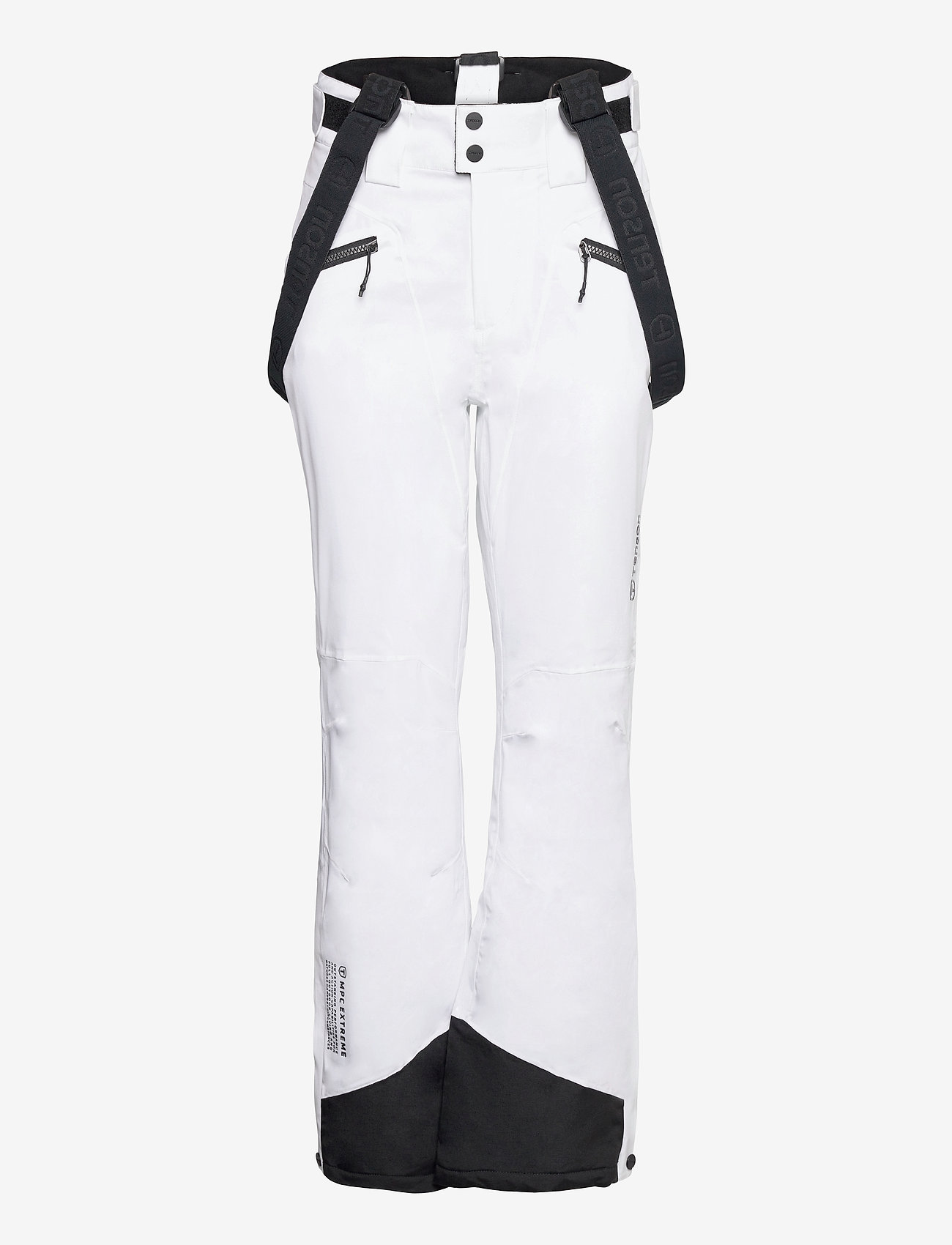 Tenson - Zenda - skibroeken - white - 0