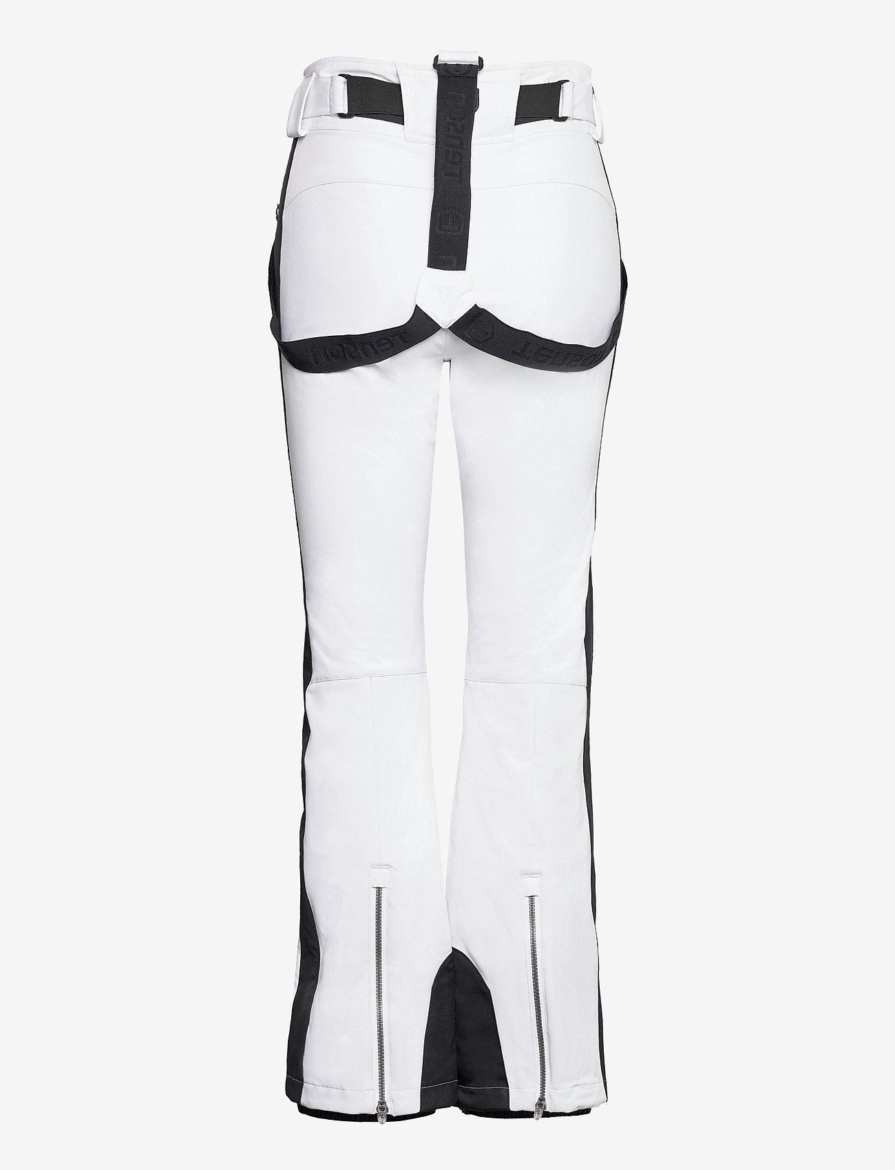 Tenson - Cora - skibukser - white - 1