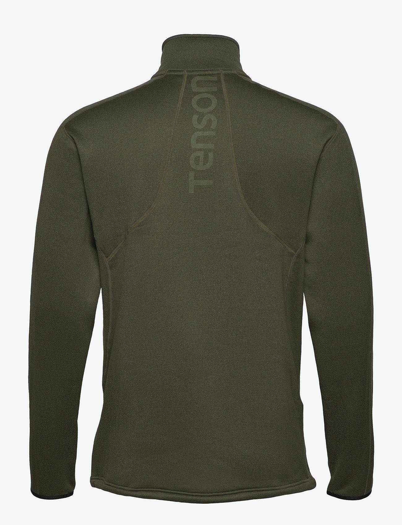 Tenson - Nilian - fleece - olive - 1