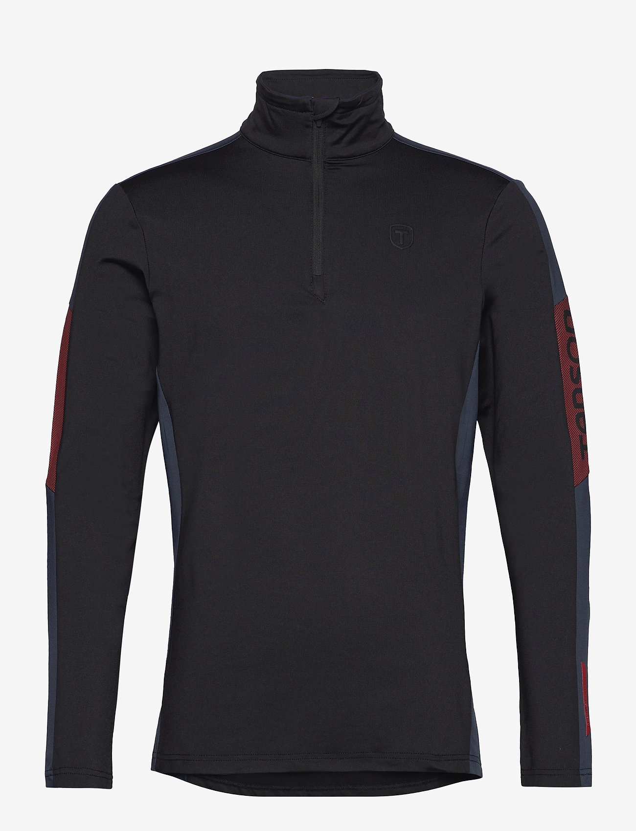 Tenson - Everly - fleece - black - 0