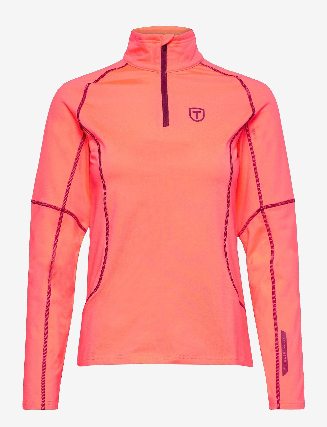Tenson - Enya - fleece - pink - 0
