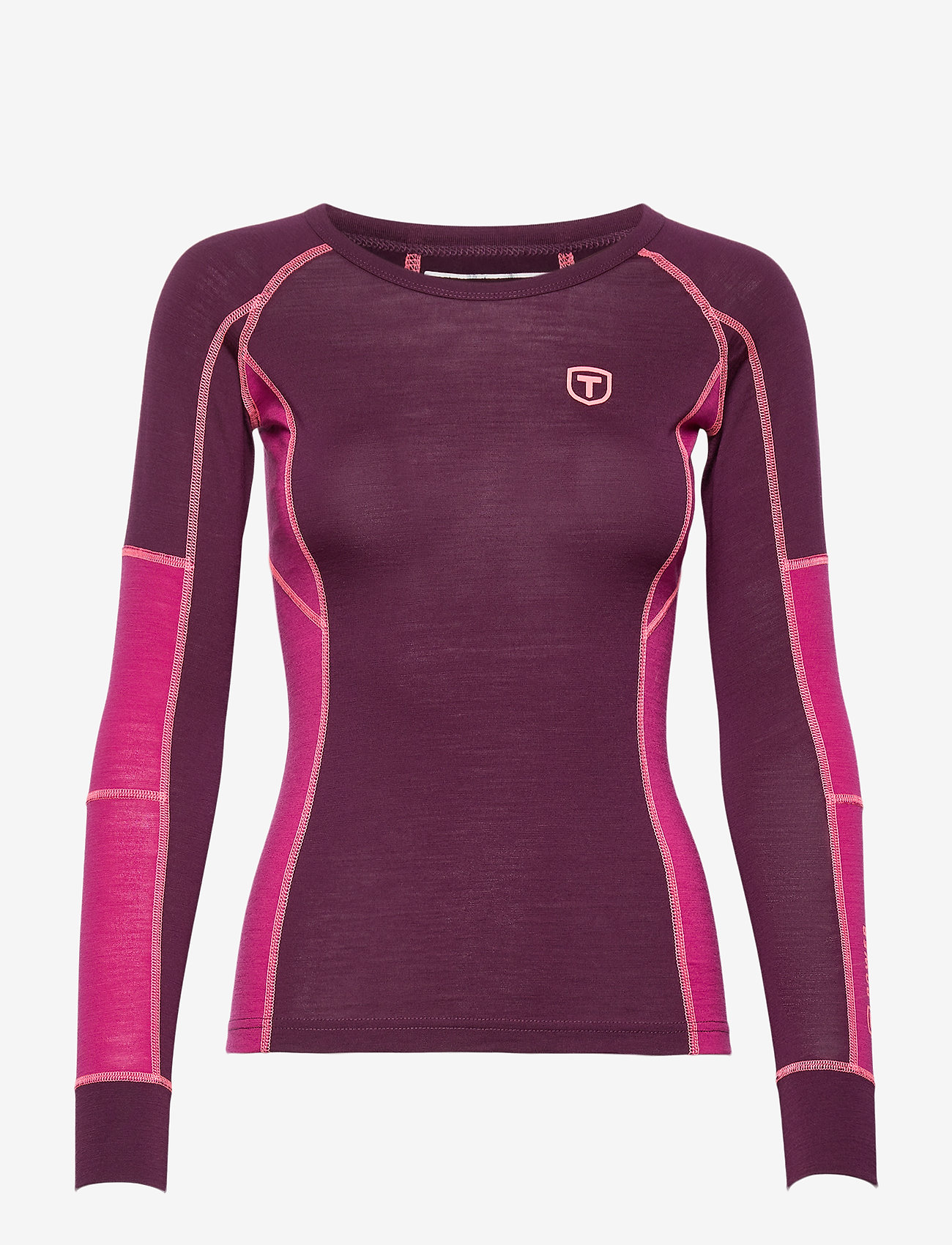 Tenson - Wanda - base layer tops - wine - 0