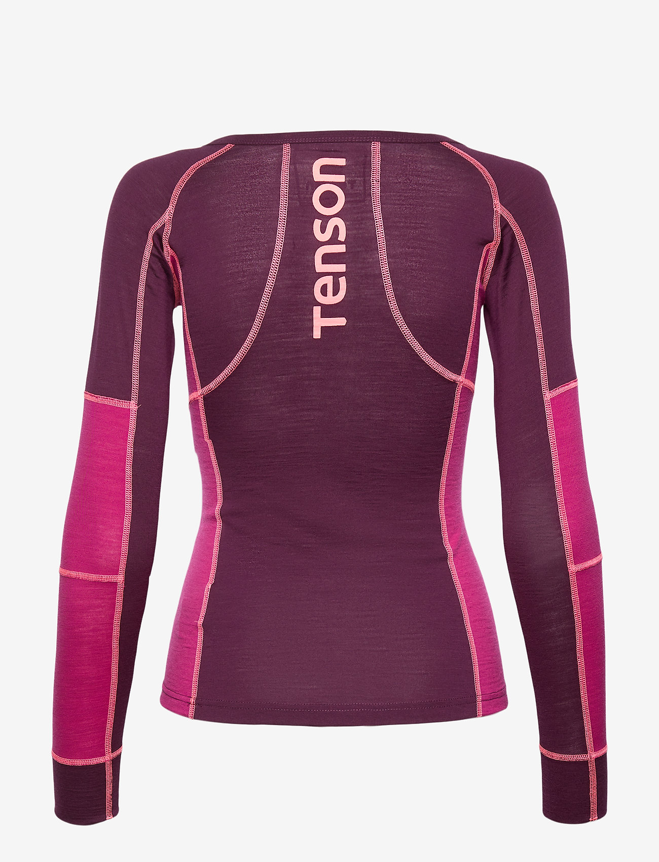 Tenson - Wanda - base layer tops - wine - 1