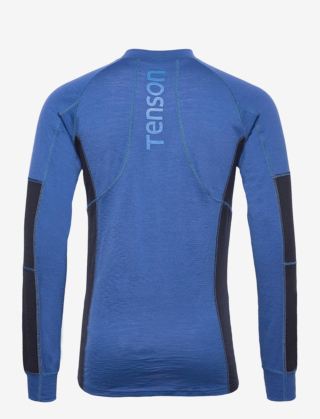 Tenson - Woollis - thermo ondershirts - blue - 1