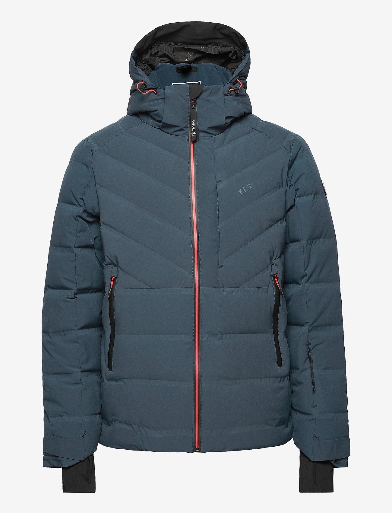 Tenson - Ice Down Pro Stretch - skijakker - dark grey - 0