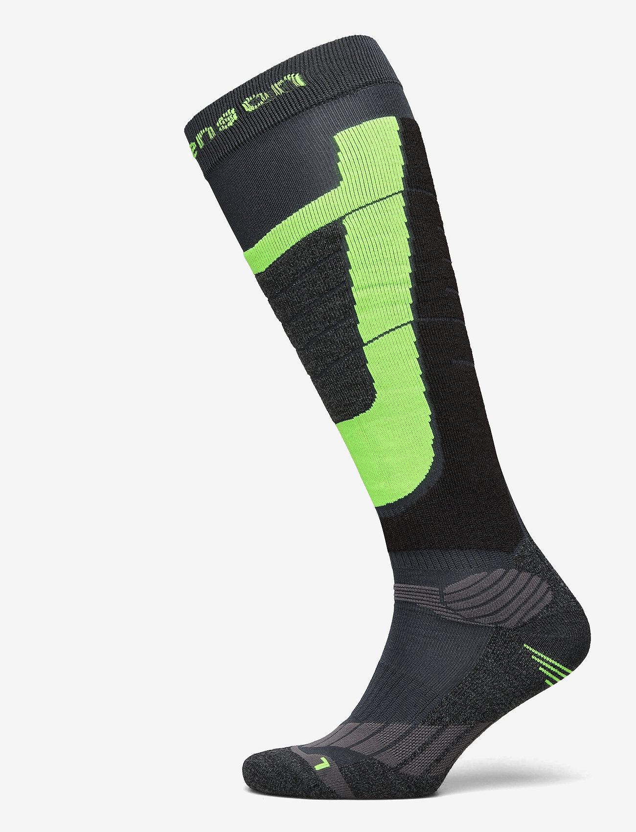 Tenson - EXTREME SKI SOCK 1P - regular socks - black - 0