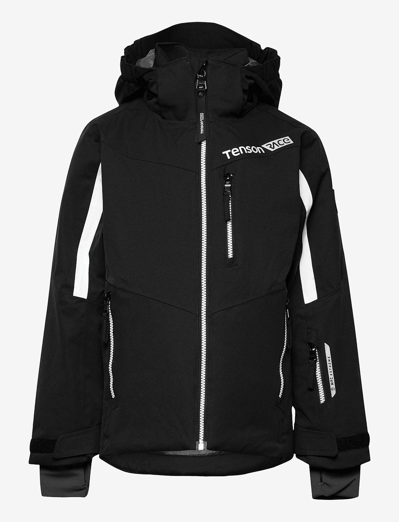 Tenson - Flexi Race - winterjassen - black - 0