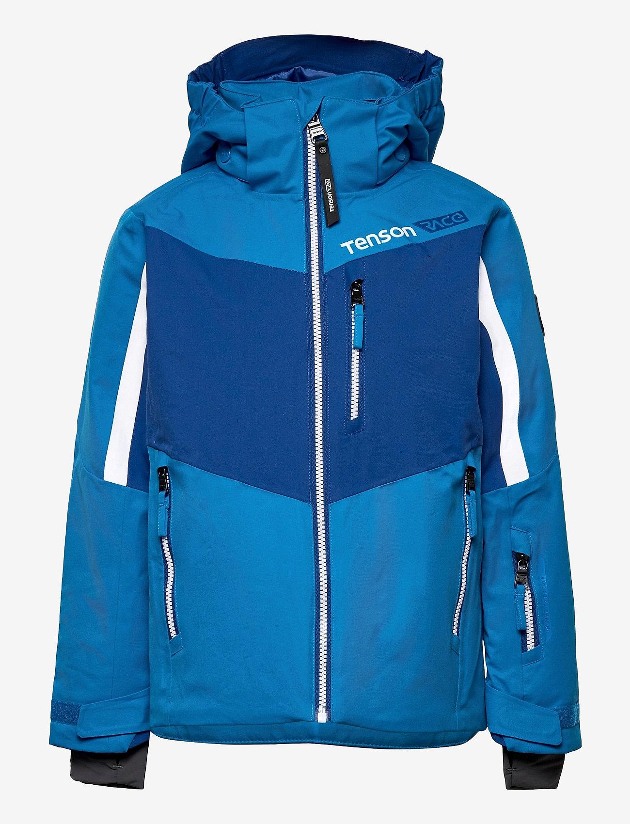 Tenson - Flexi Race - winterjassen - blue - 0