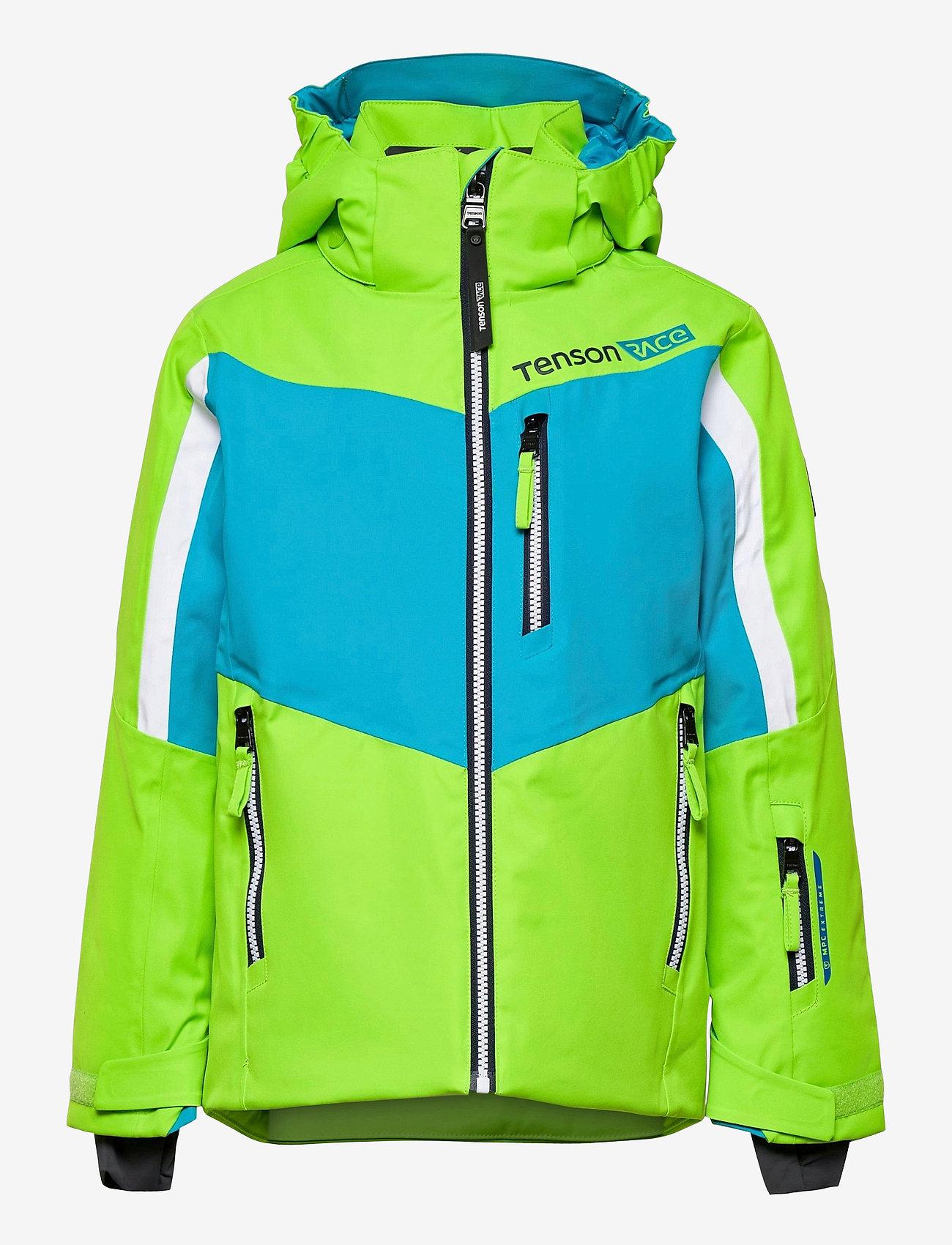 Tenson - Flexi Race - winterjassen - green - 0