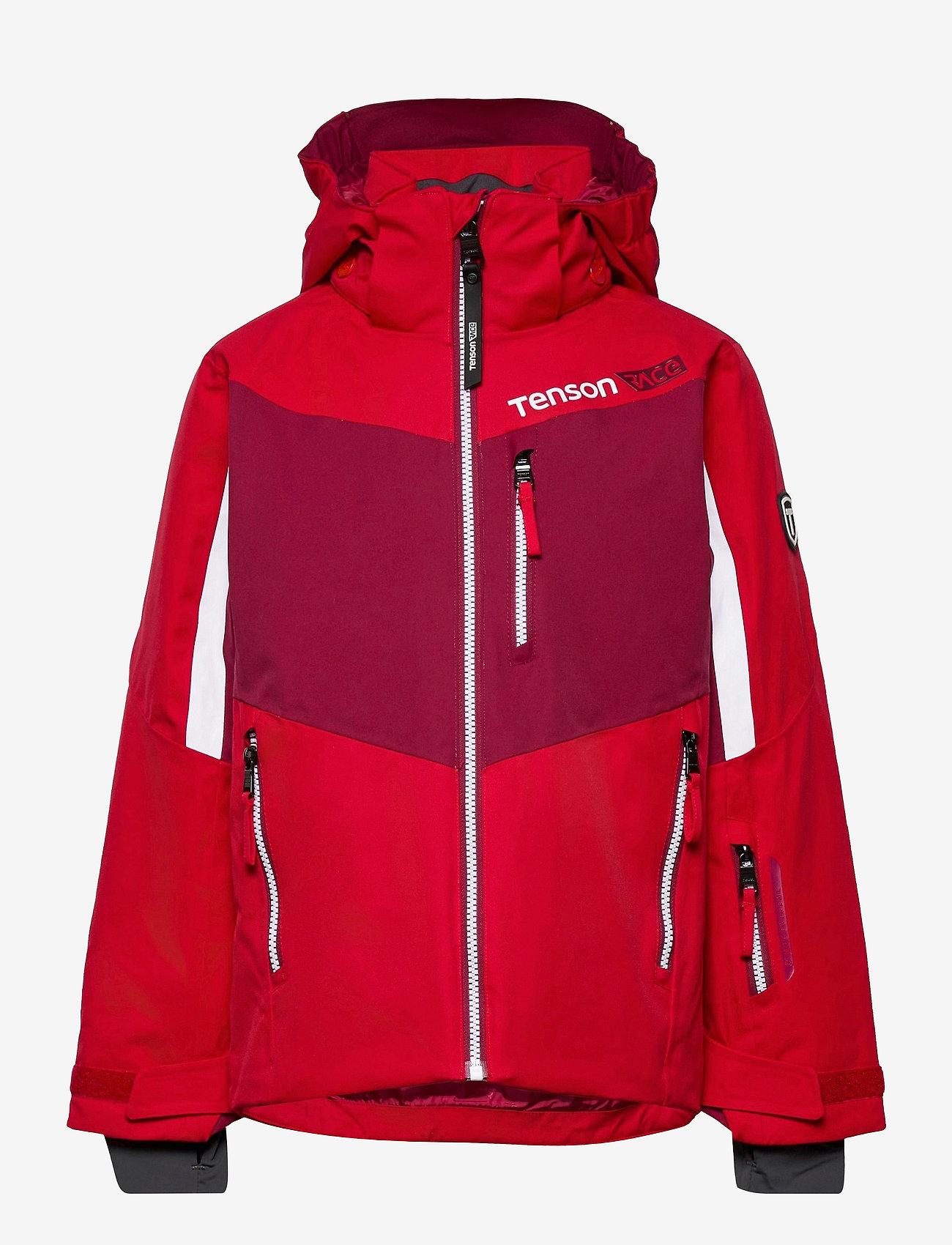 Tenson - Flexi Race - winterjassen - red - 0