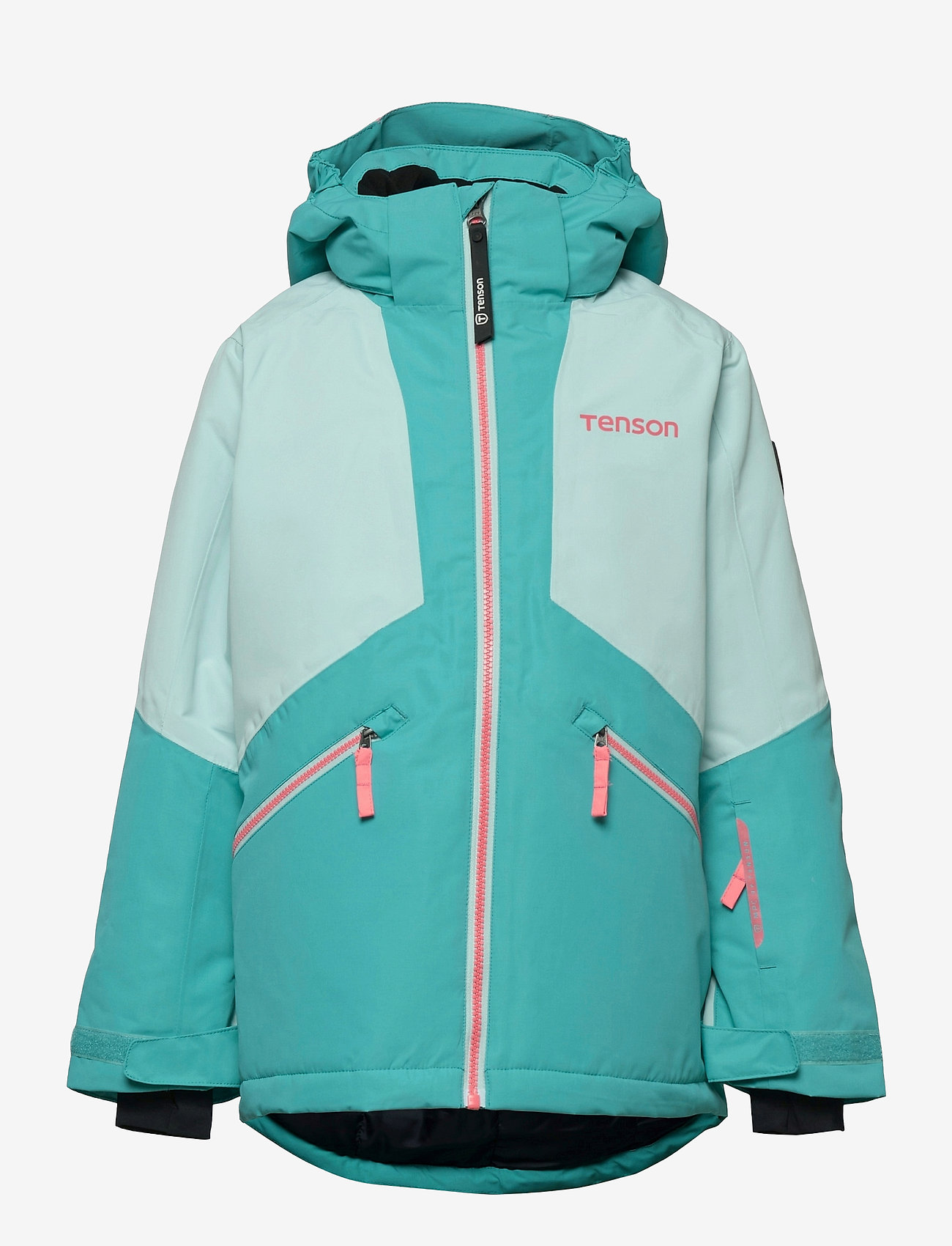 Tenson - Sparks - winterjassen - light turquoise - 0