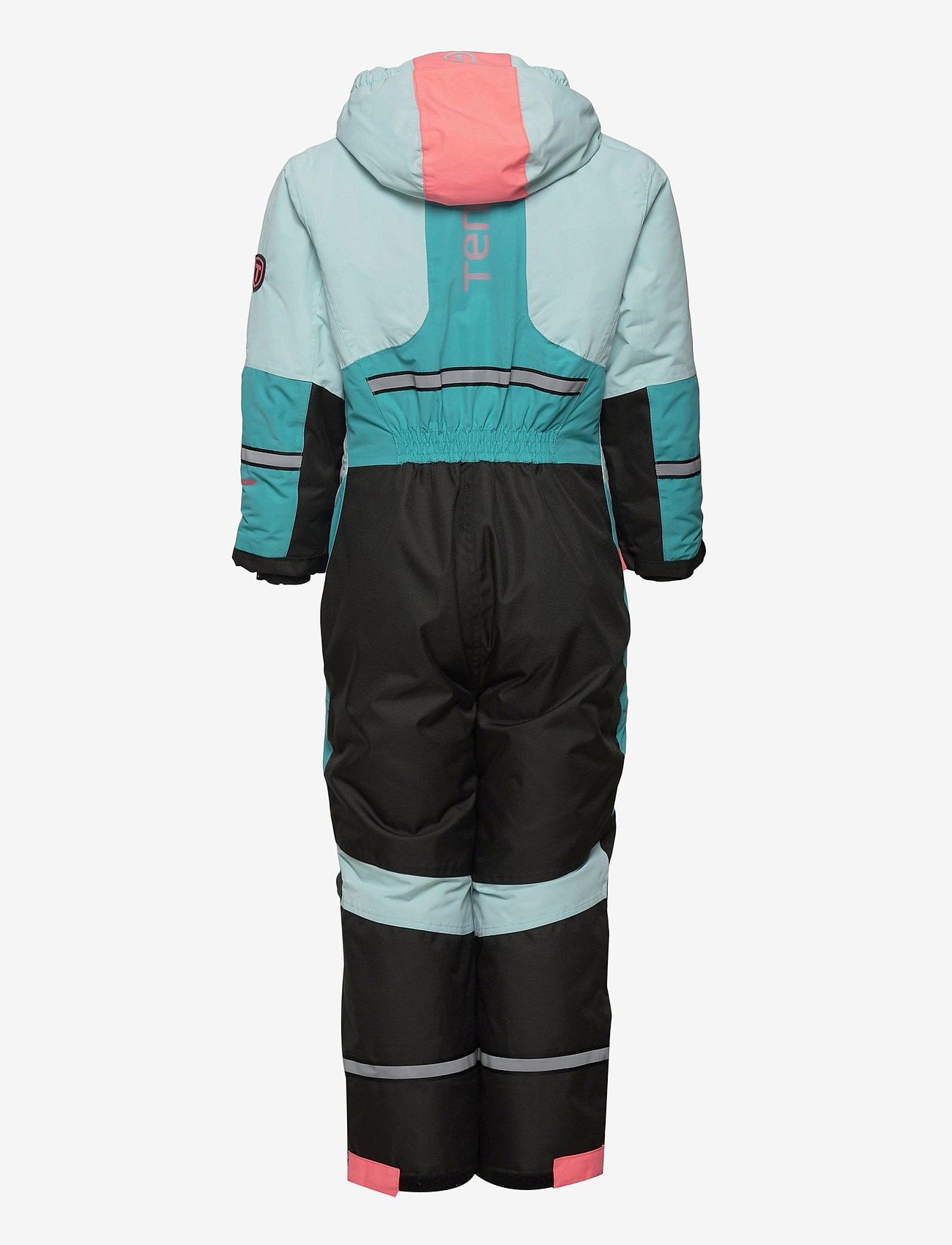 Tenson - Dragon - snowsuit - light turquoise - 1