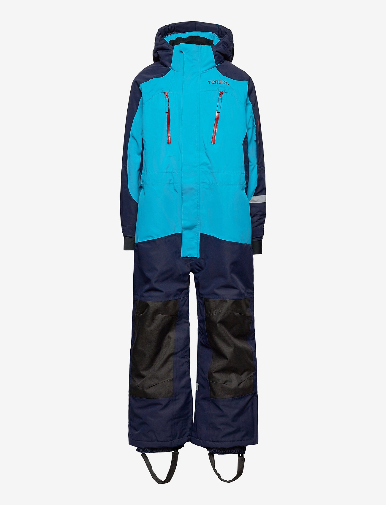 Tenson - Dibbler - snowsuit - dark blue - 0