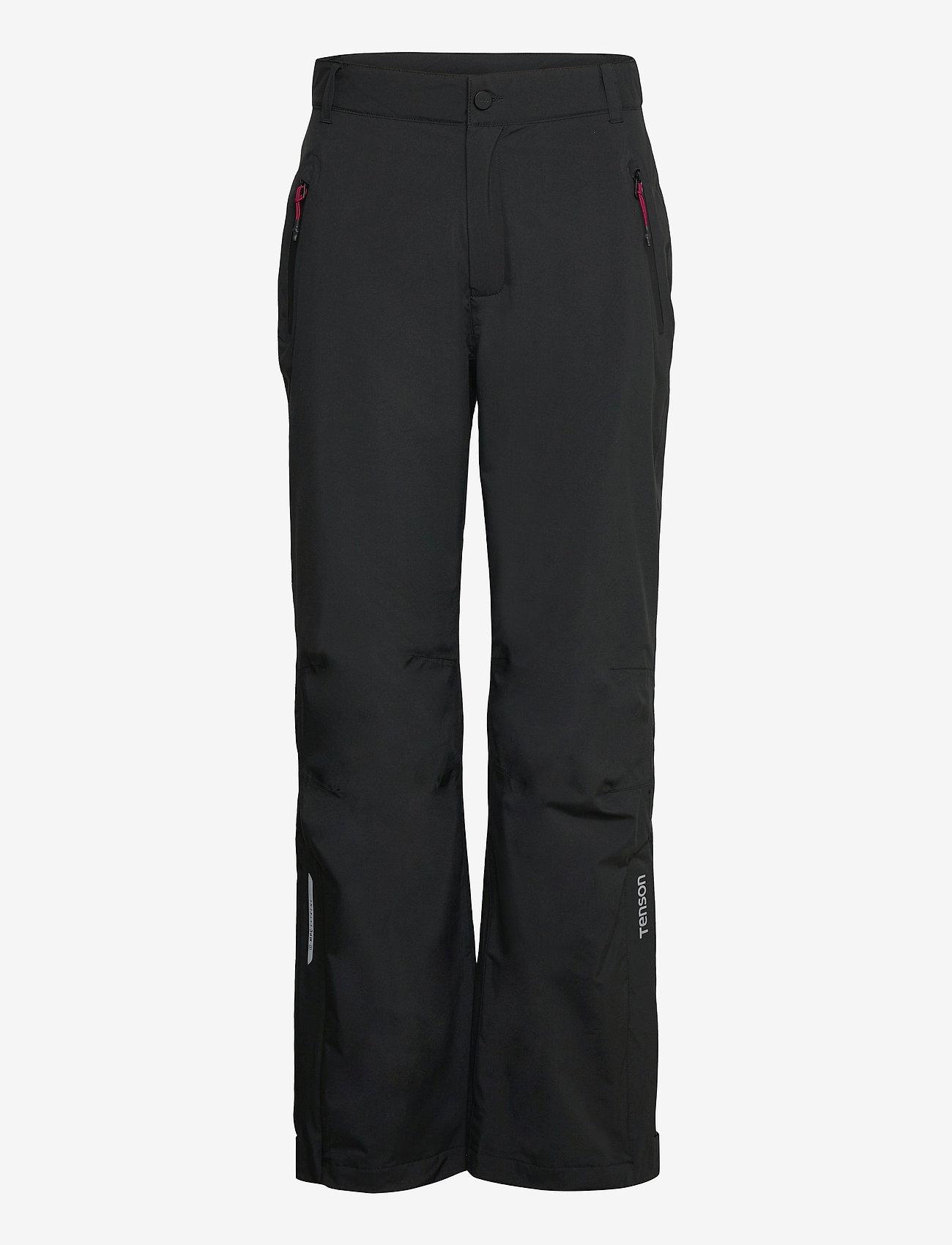Tenson - BISCAYA EVO PANTS W - sportbroek - black - 0