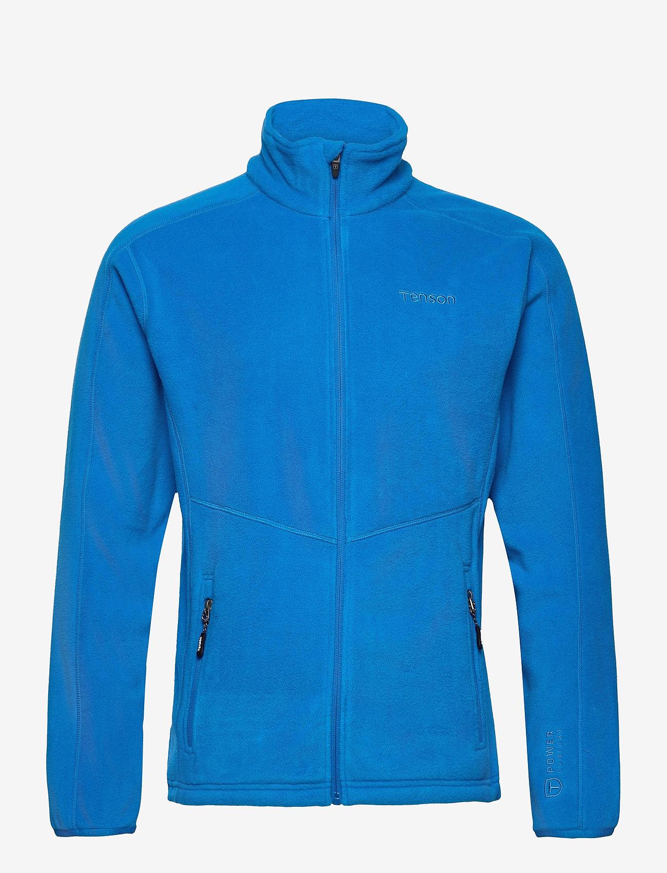 Tenson - Miracle M - basic-sweatshirts - blue - 0