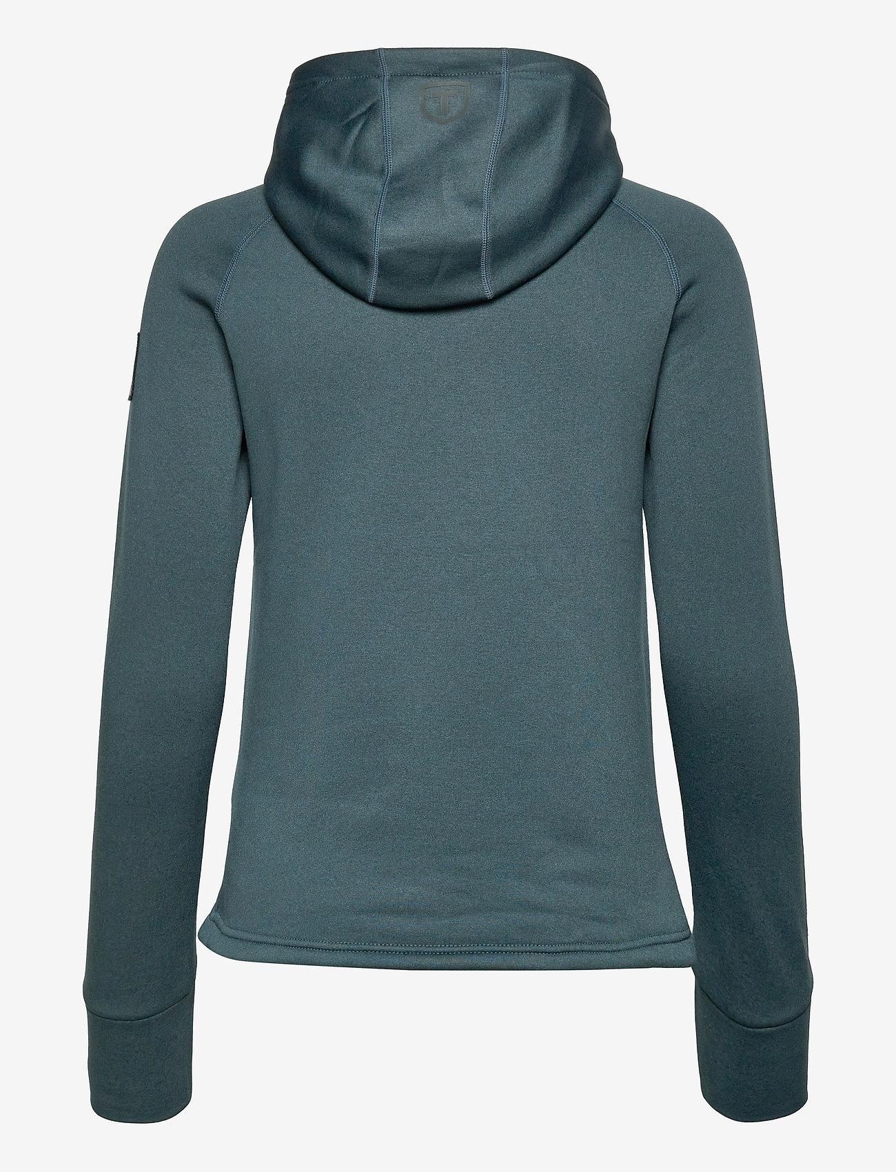 Tenson - Icon Hoodie W - fleece - dark blue - 1