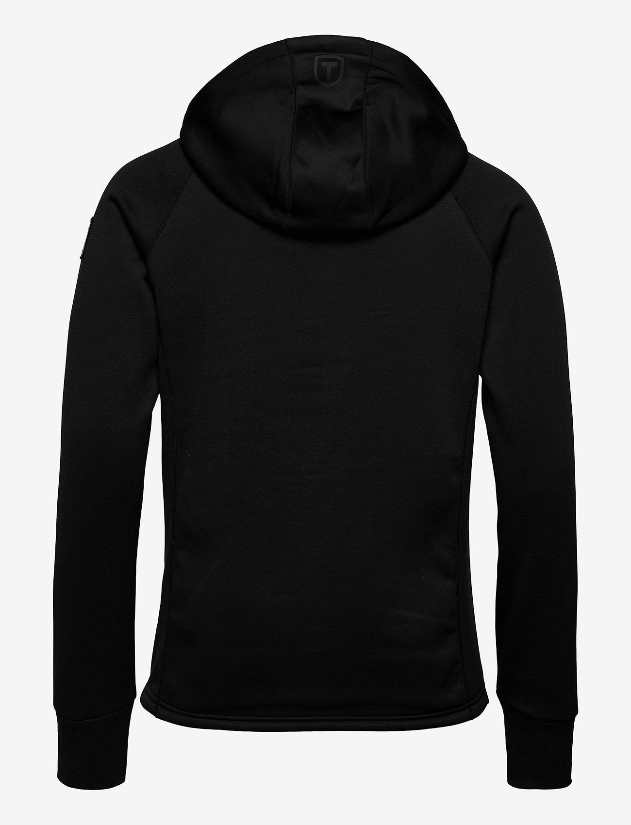 Tenson - Icon Hoodie M - basic-sweatshirts - black - 1