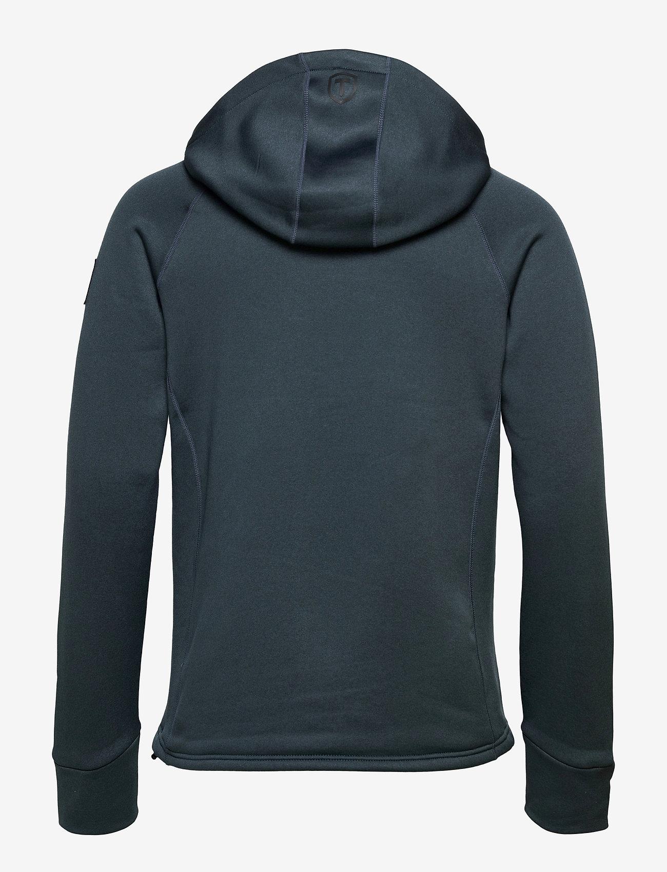 Tenson - Icon Hoodie M - basic-sweatshirts - dark blue - 1