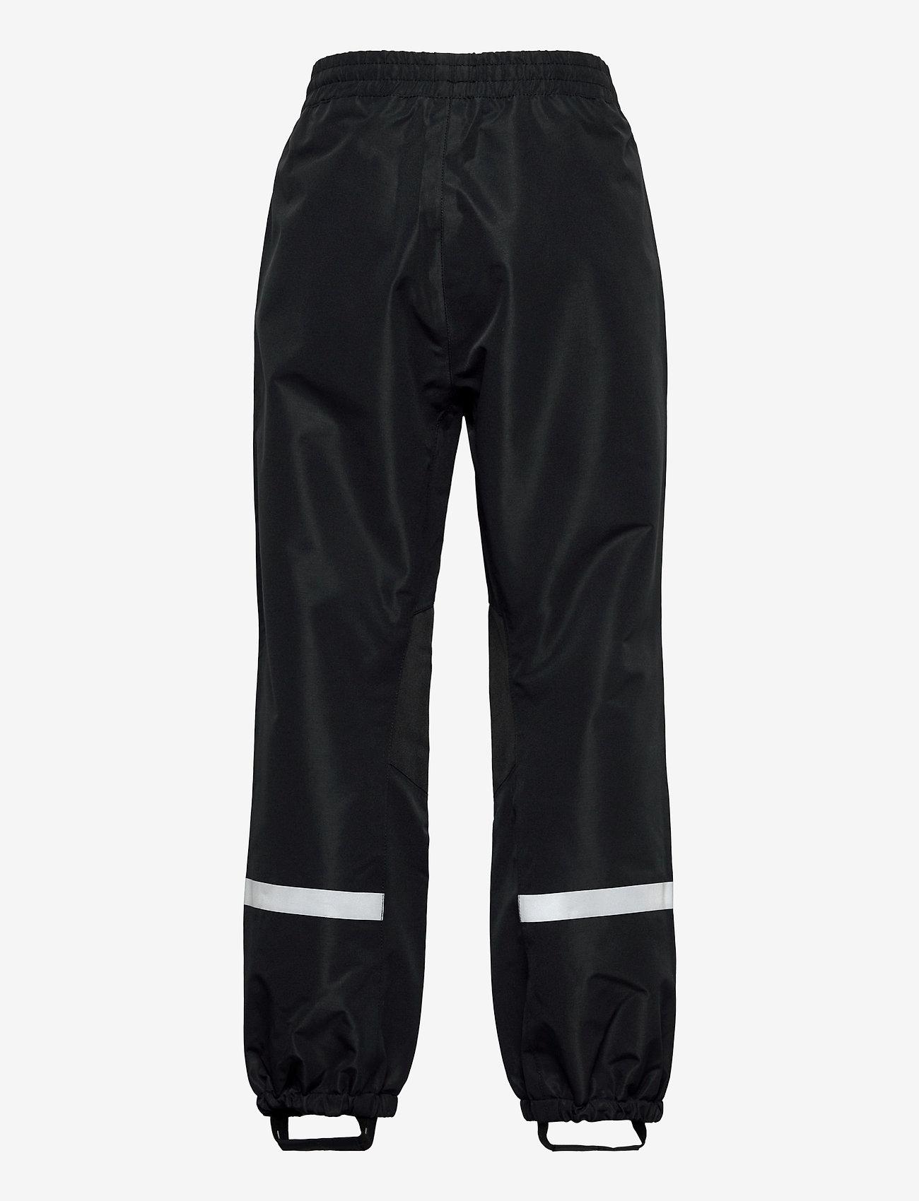 Tenson - Shore pants jr - shell- & regenbroeken - black - 1