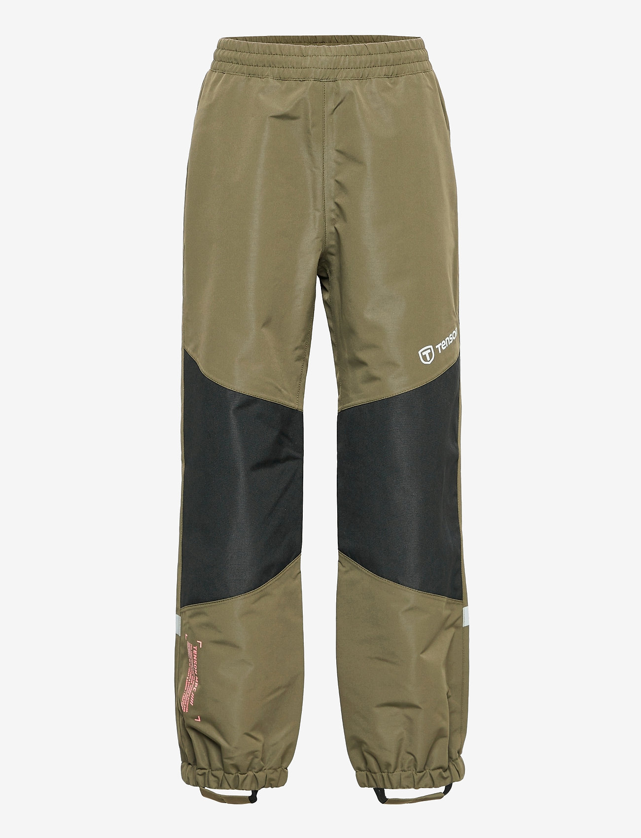 Tenson - Shore pants jr - shell- & regenbroeken - khaki - 0