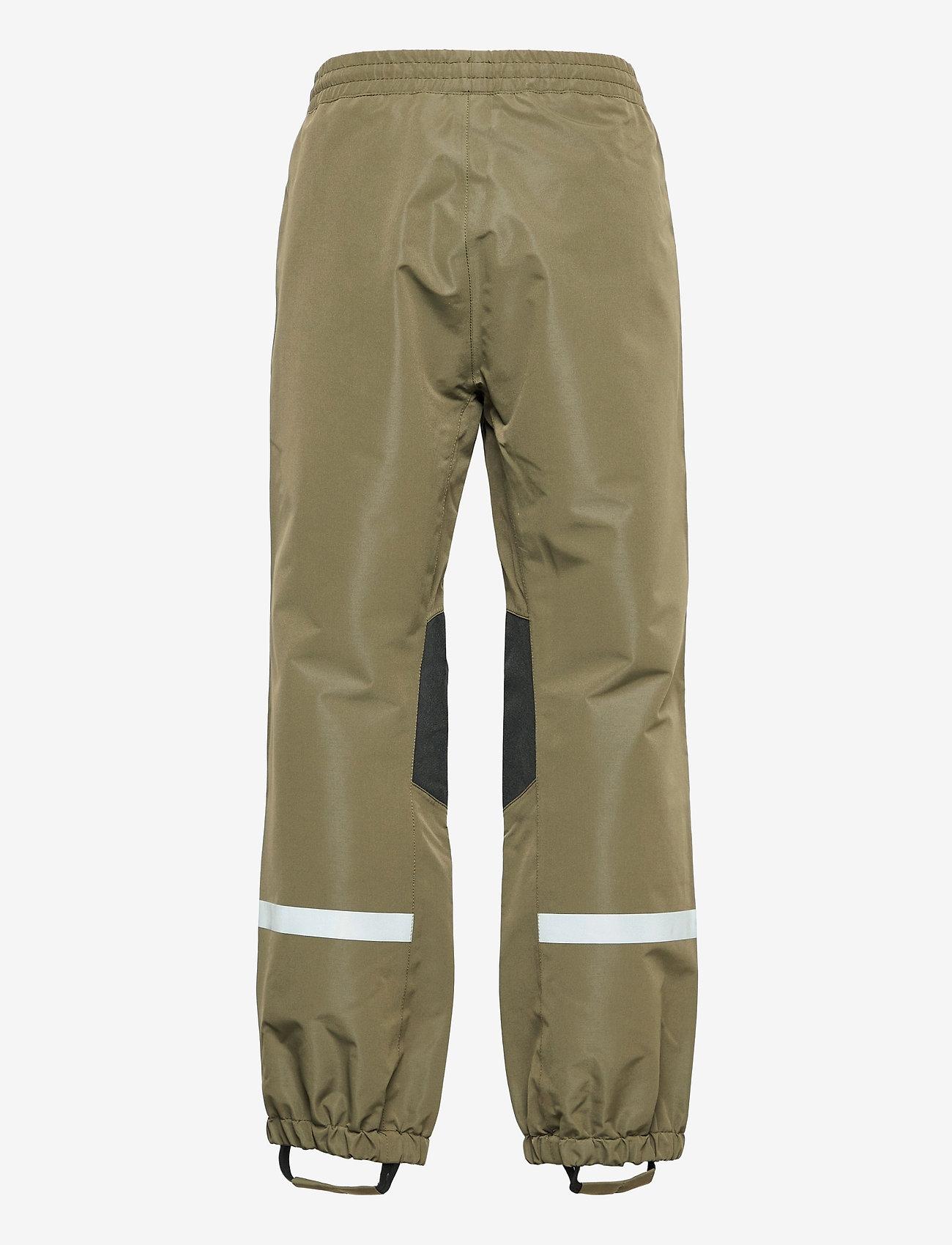 Tenson - Shore pants jr - shell- & regenbroeken - khaki - 1