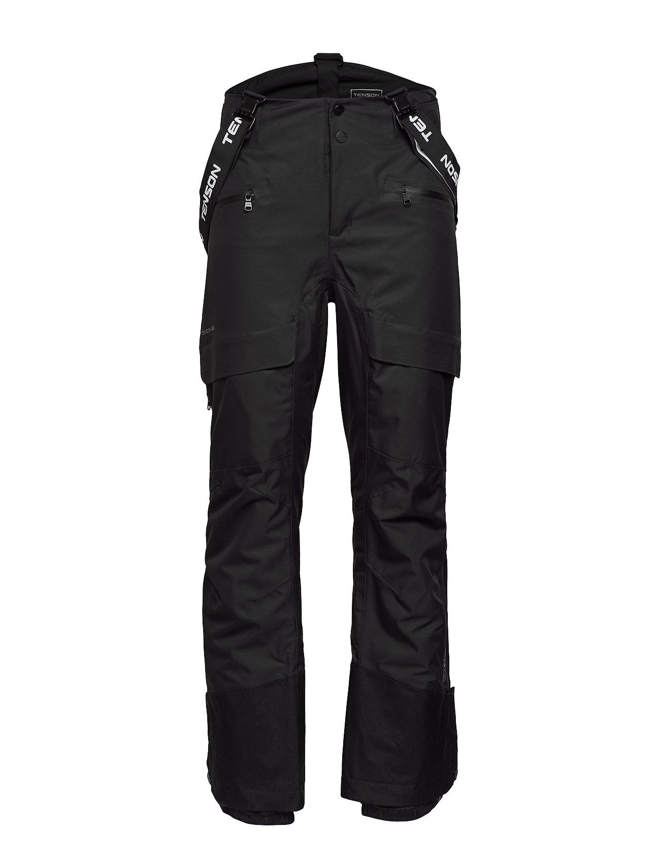 Image of Samir Sport Pants Sort Tenson (3270673165)